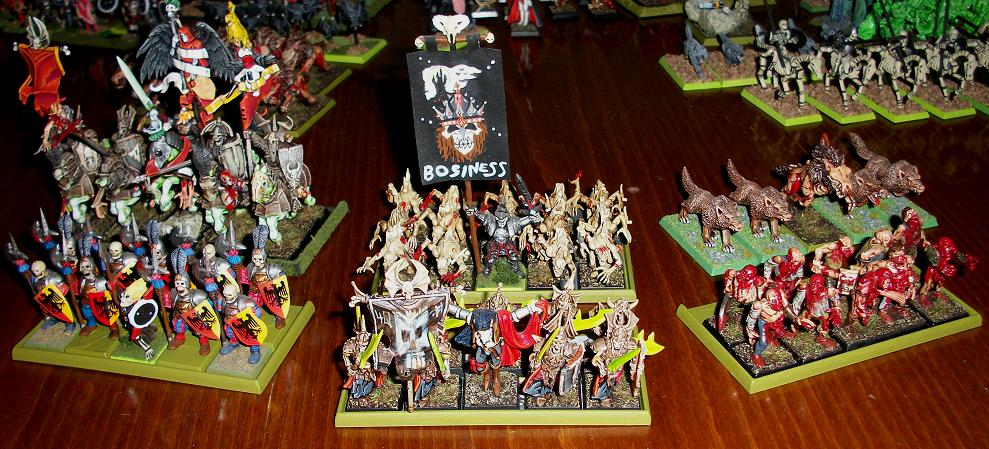 Skeletons, Undead, Warhammer Fantasy Battles