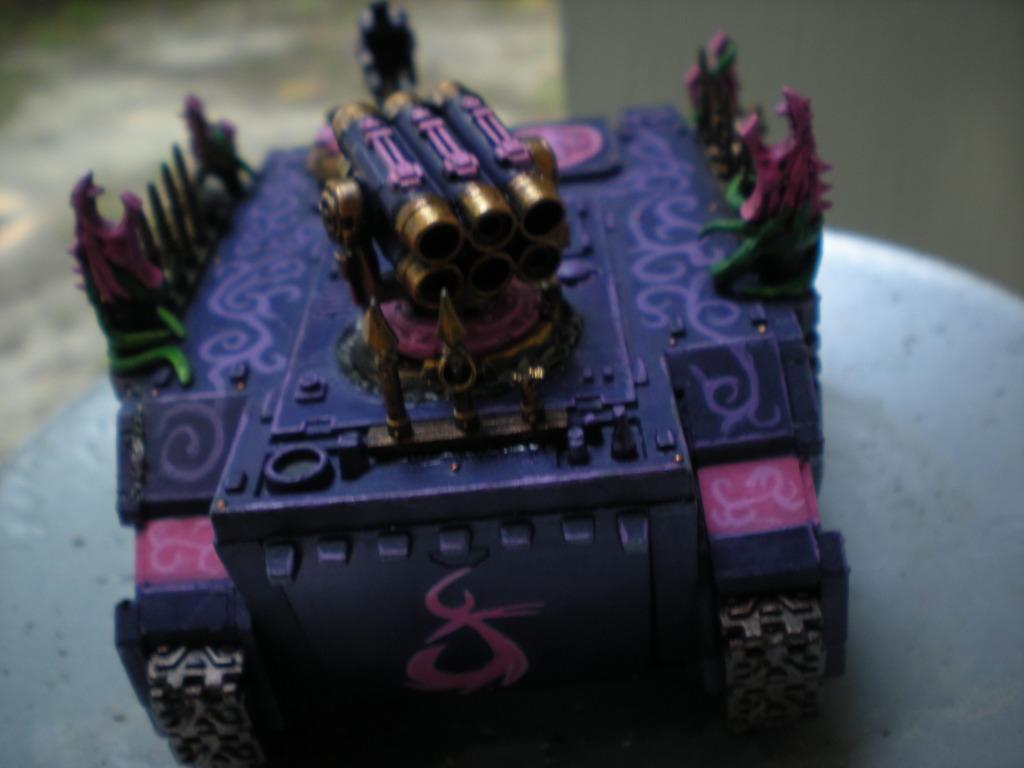 Awesome, Pink, Purple, Rhino, Slaanesh