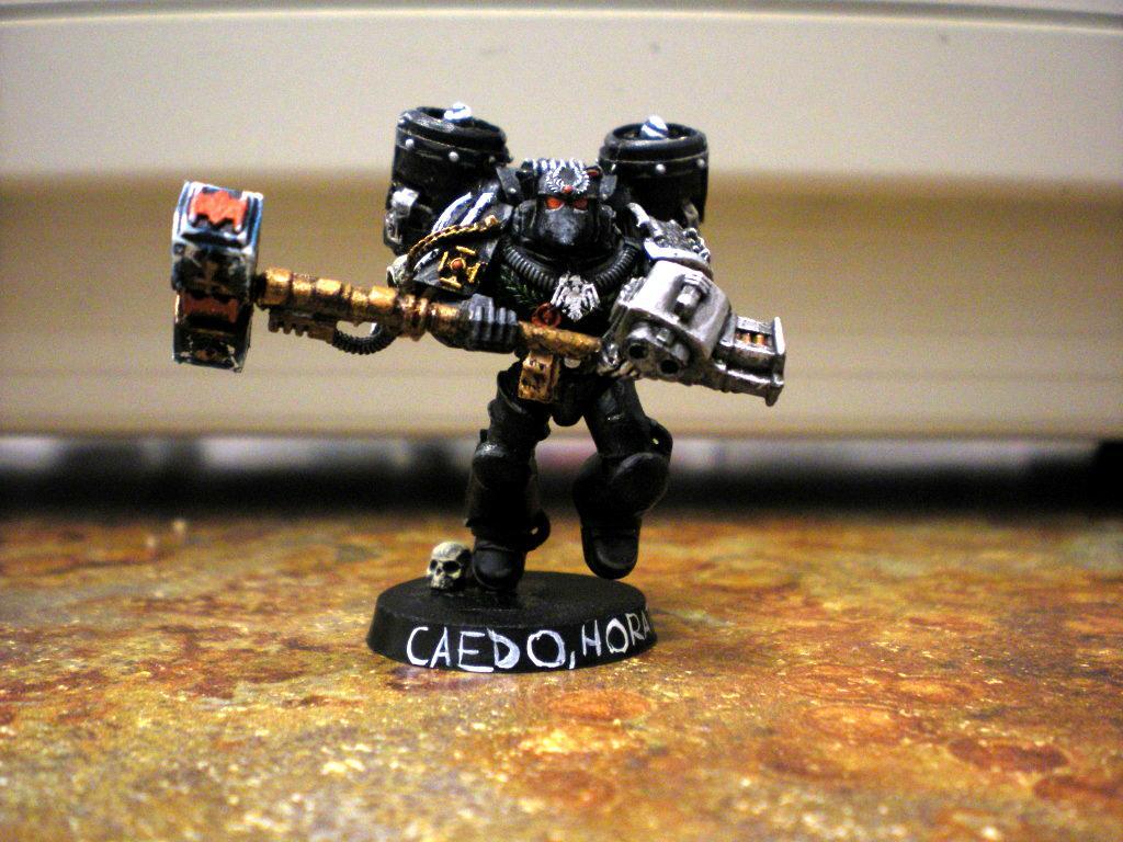 Deathwatch, Hammer, Jump Pack