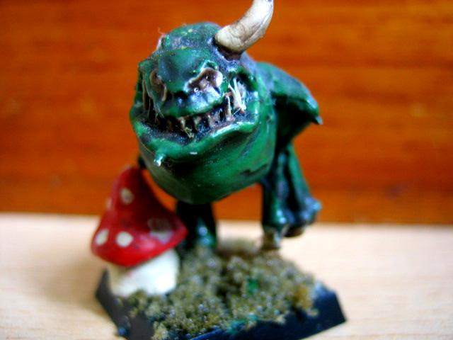 Goblins, Green, Mushroom, Night, Squigs