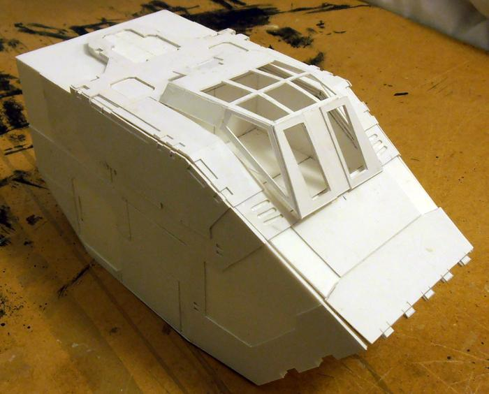 Aircraft, Lander, Space Craft, Space Marines, Thunderhawk, Warhawk
