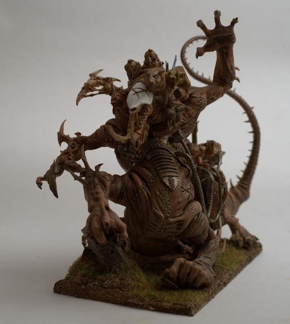 Hell Pit Abomination, Hpa, Skaven