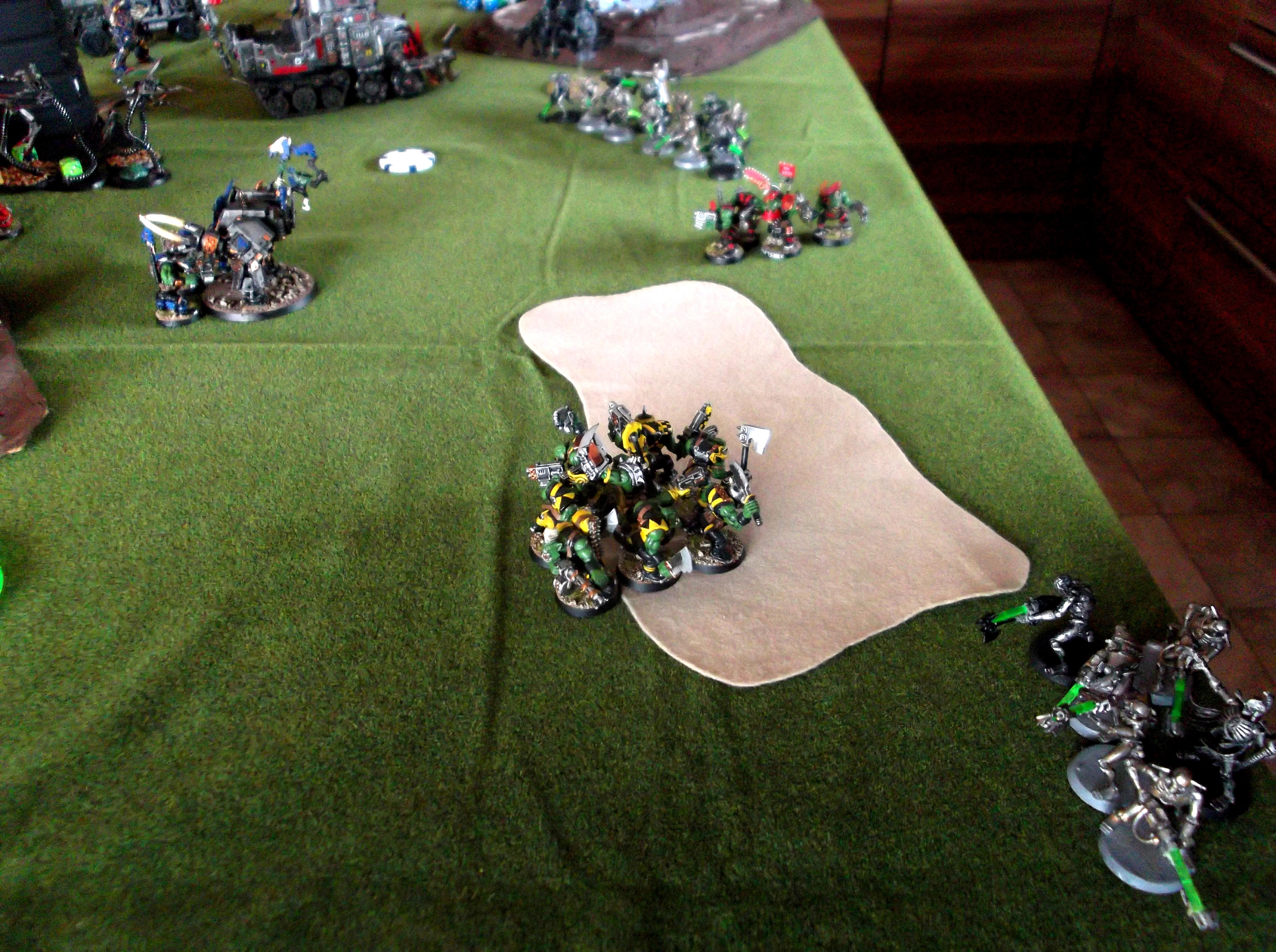 Necrons, Orks, 11