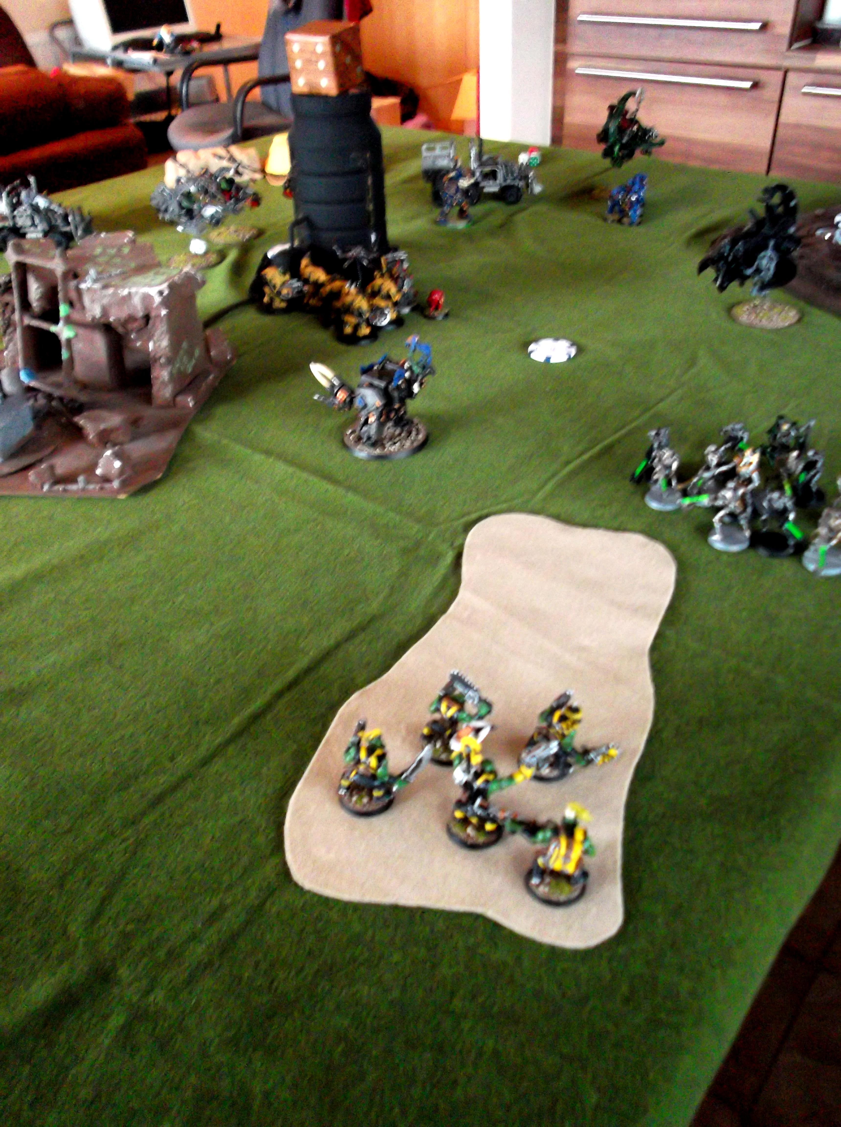 Necrons, Orks, 14