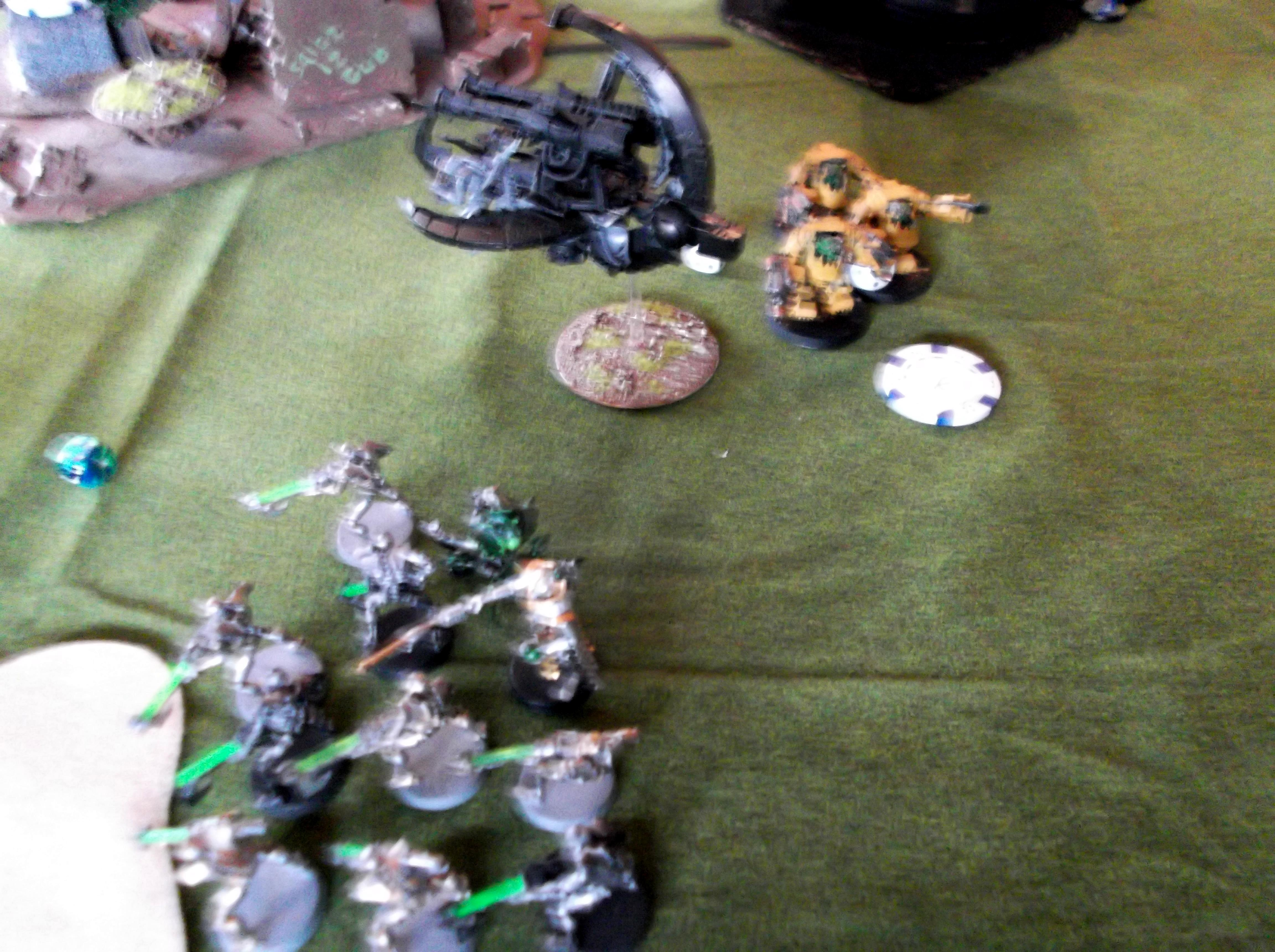 Necrons, Orks, 17