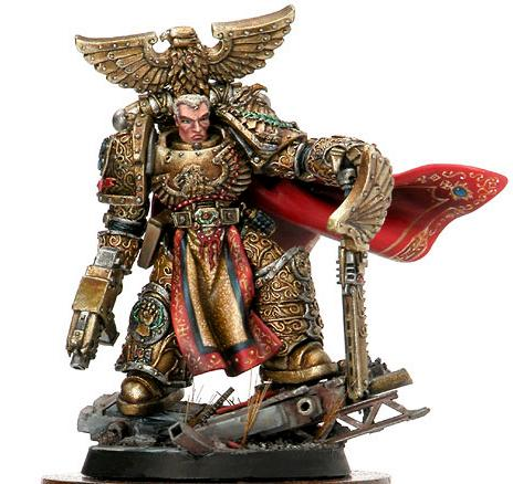 Awesome, Heresy, Horus, Horus Heresy, Imperial Fists, Primarch, Rogal Dorn, Spaces Marines, Warhammer 40,000