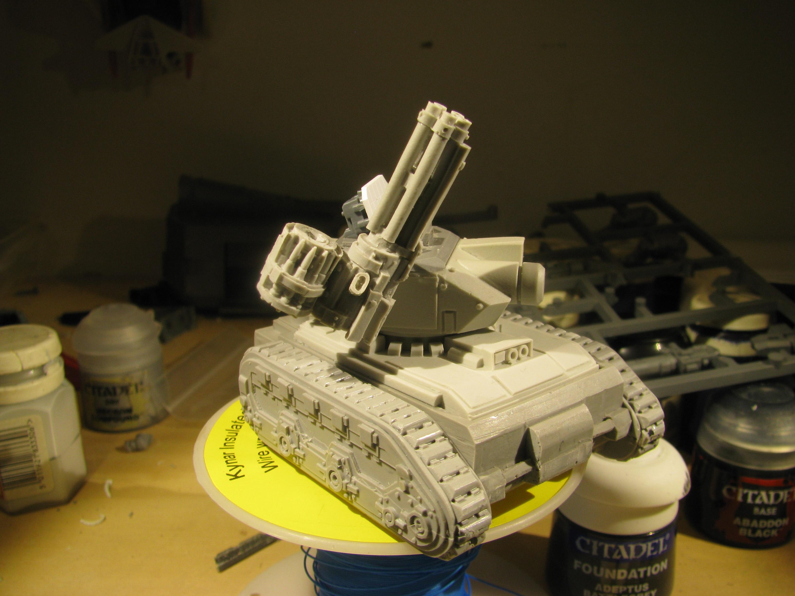 Aegis Line, Icarus, Interceptor, Quad Gun