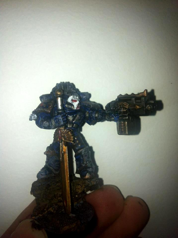 Chaos, First Claw, Night Lords, Talos