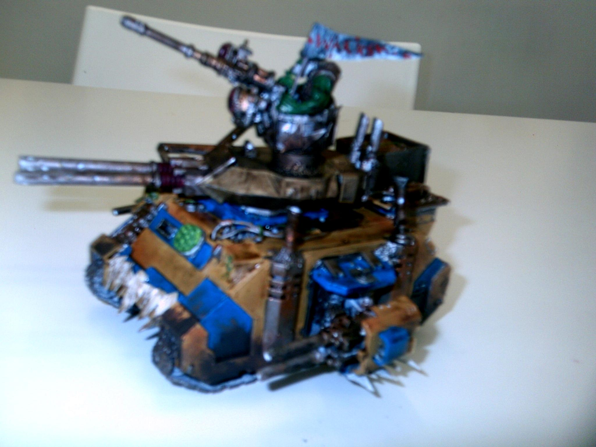 Conversion, Looted Tan, Orks