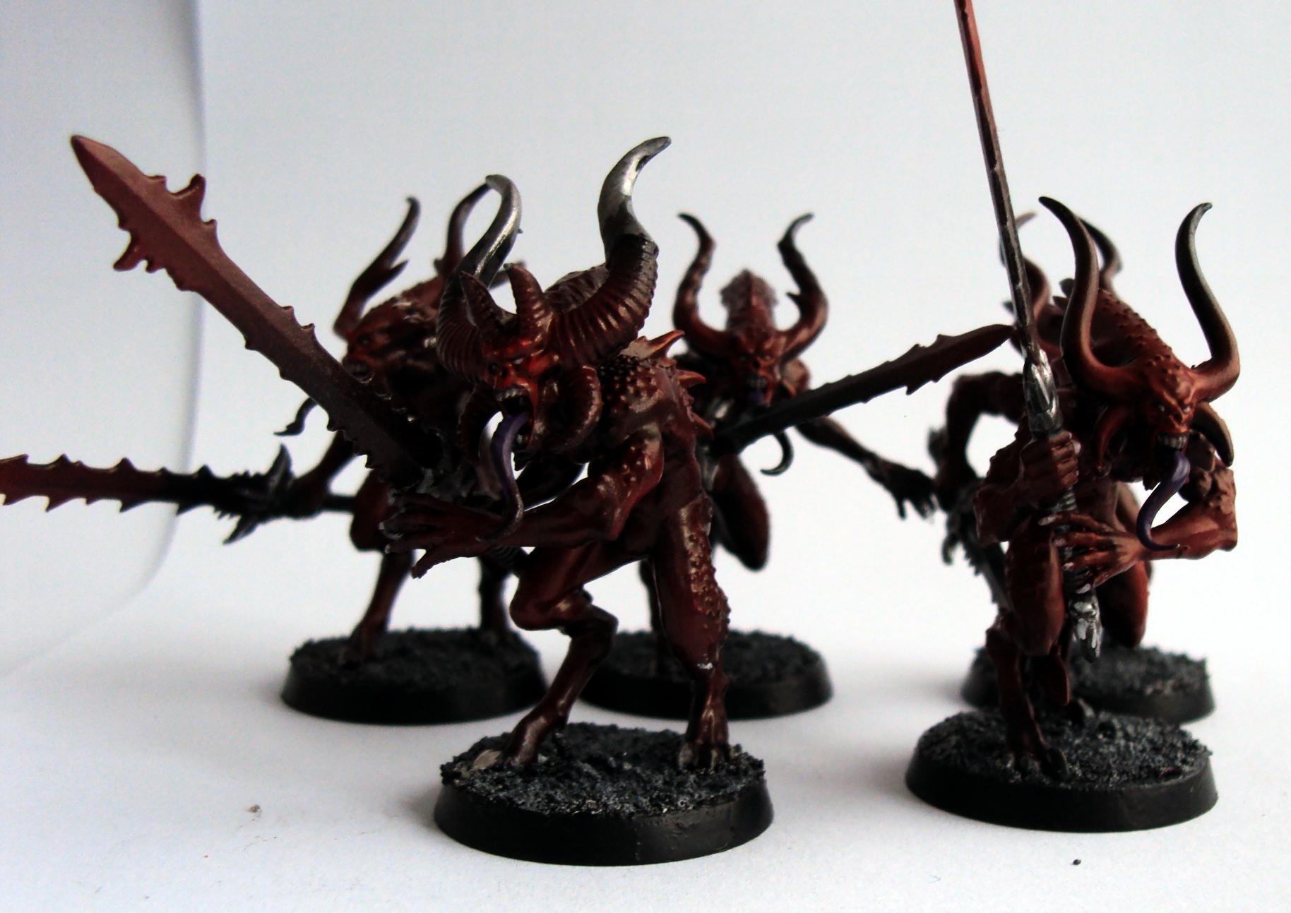 Chaos Daemons, Khorne, Warhammer 40,000