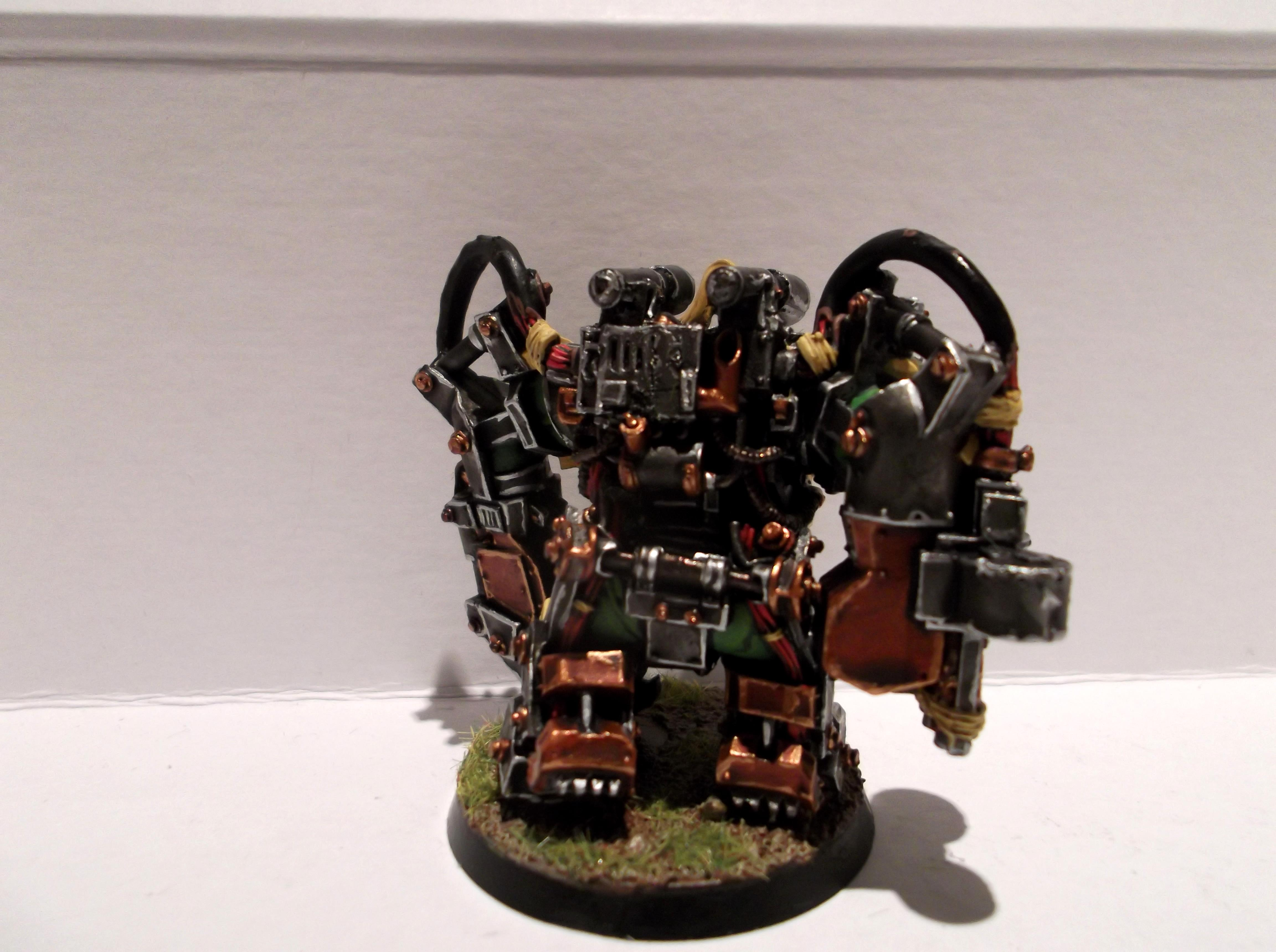 Megaboss, Orks, Warboss, Warhammer 40,000