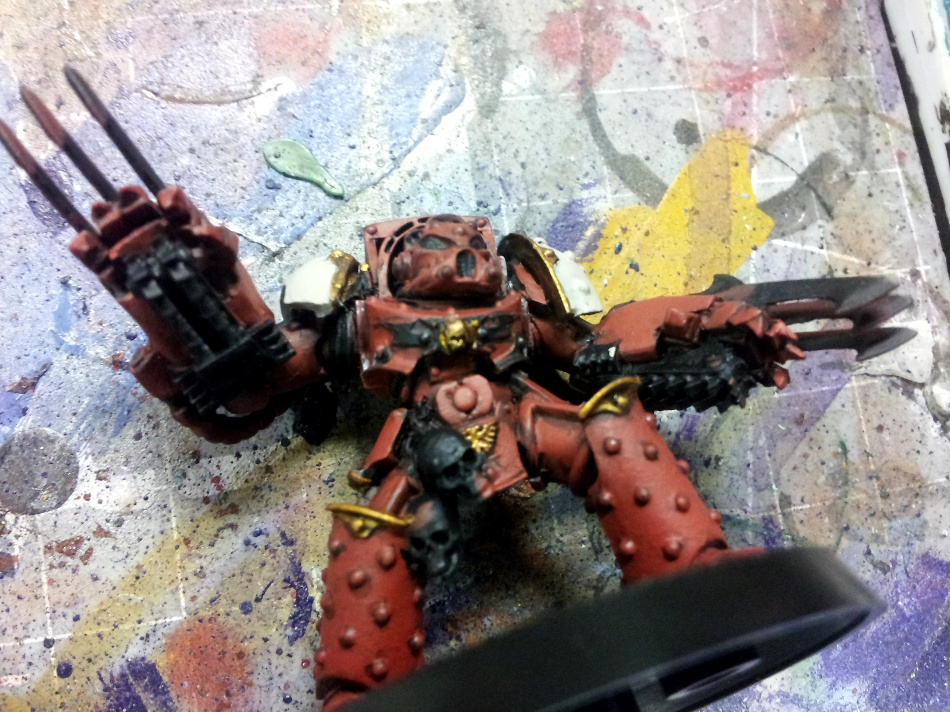 Badab War, Blood Ravens, Deadshot, Imperial Armour, Tyberos The Red Wake