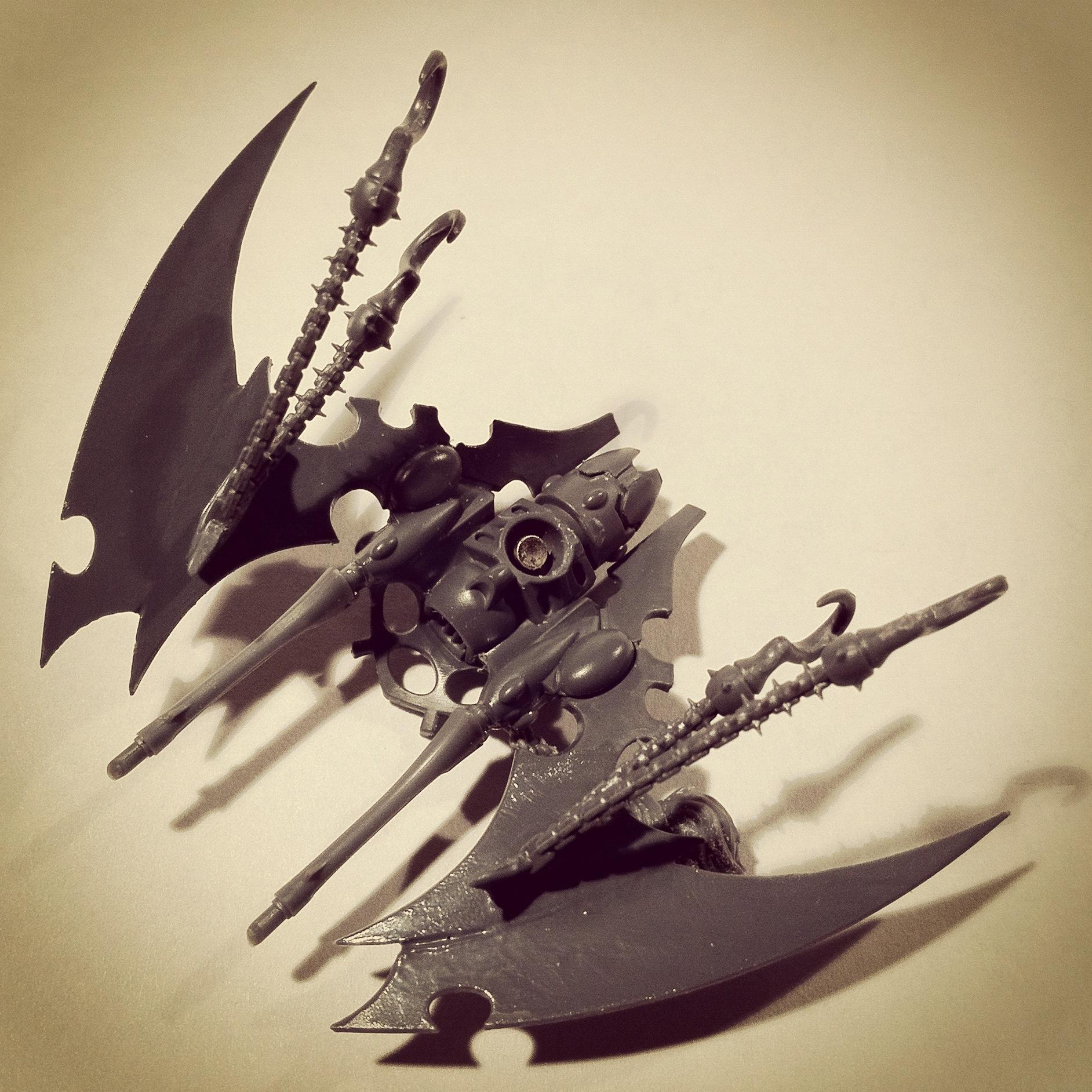 Dark Eldar, Hellions, Work In Progress