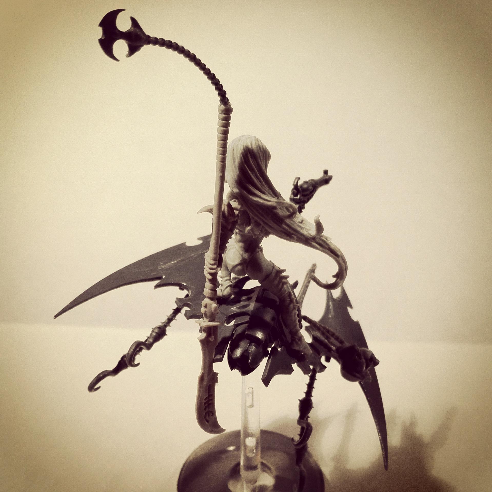 Dark Eldar, Hellions, Work In Progress