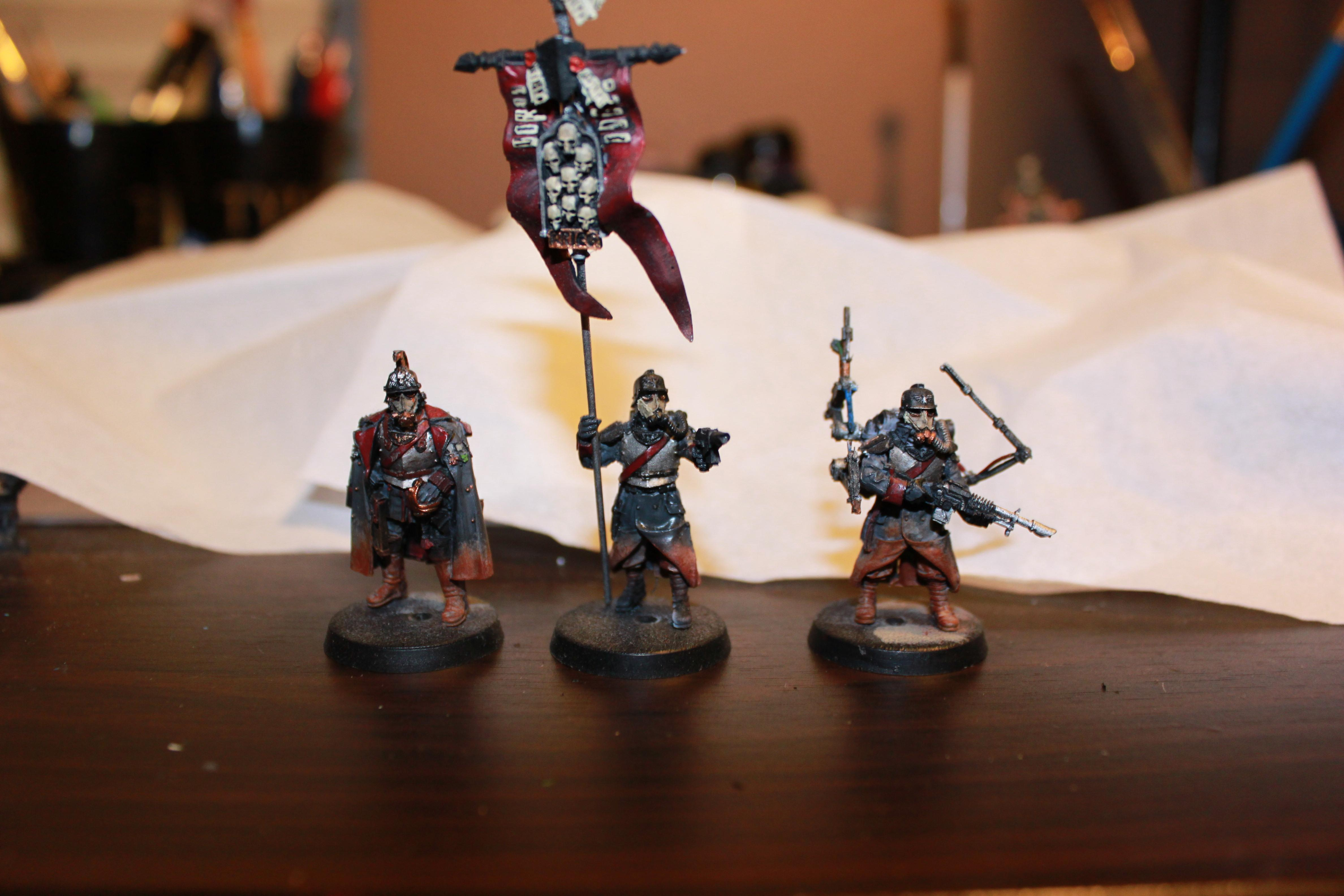 Starting off with the DKoK