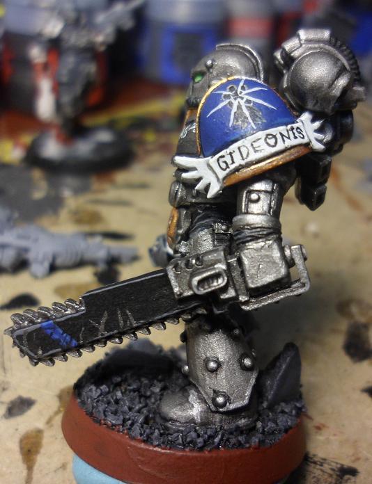 Retaliator Gideonis, left side