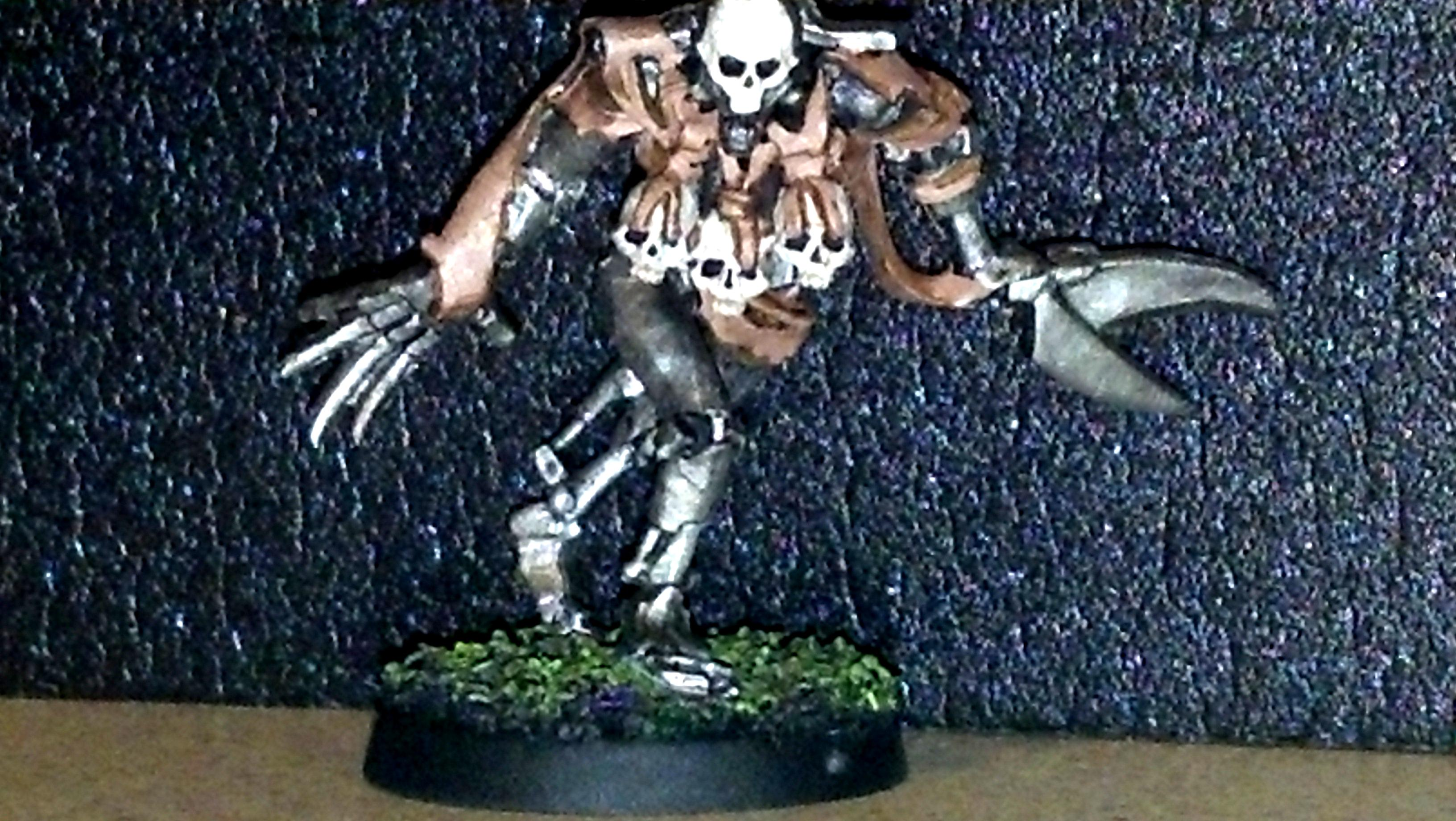 Claw, Flayed Ones, Necrons, Skeletons