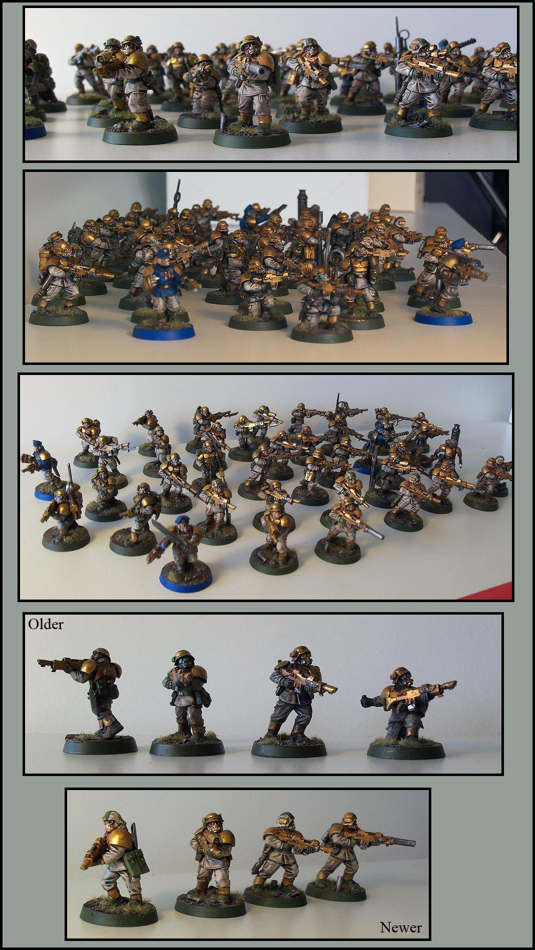 Cadians, Imperial Guard, Pig Iron