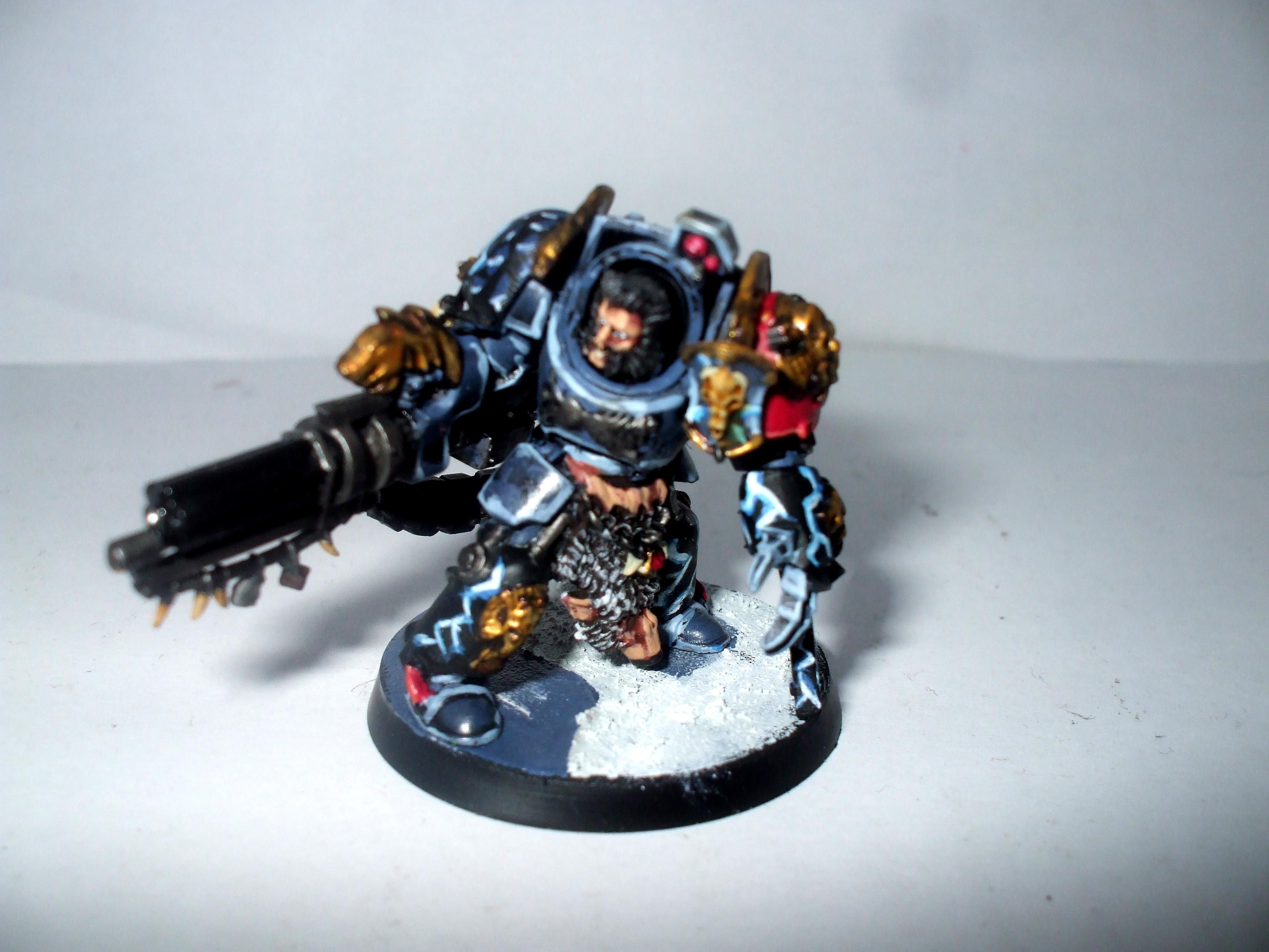 master of the hunt wolf guard
