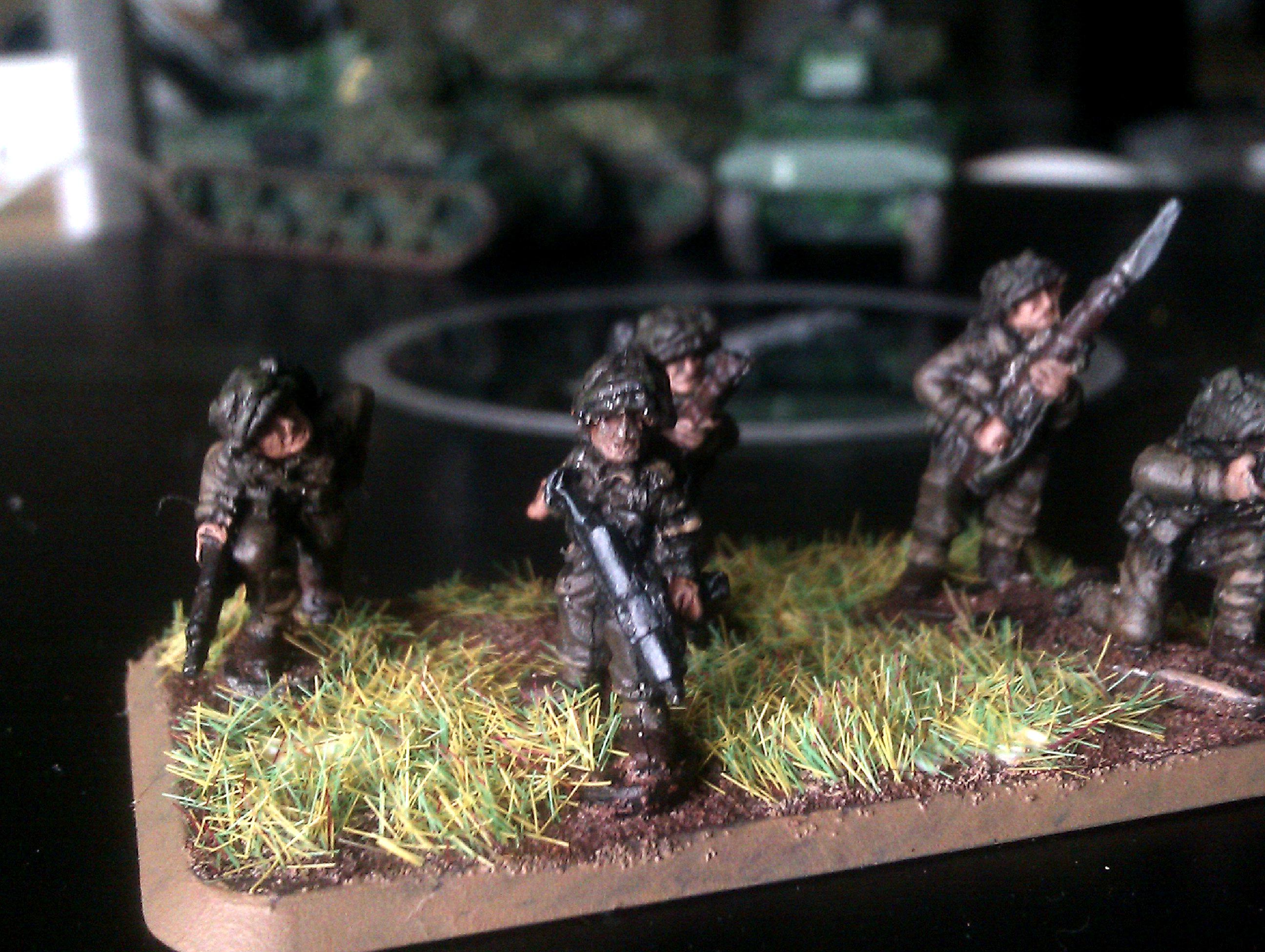 Battlefront, British, Company, Flames, Infantry, Of, Platoon, Rifle, Tommies, War
