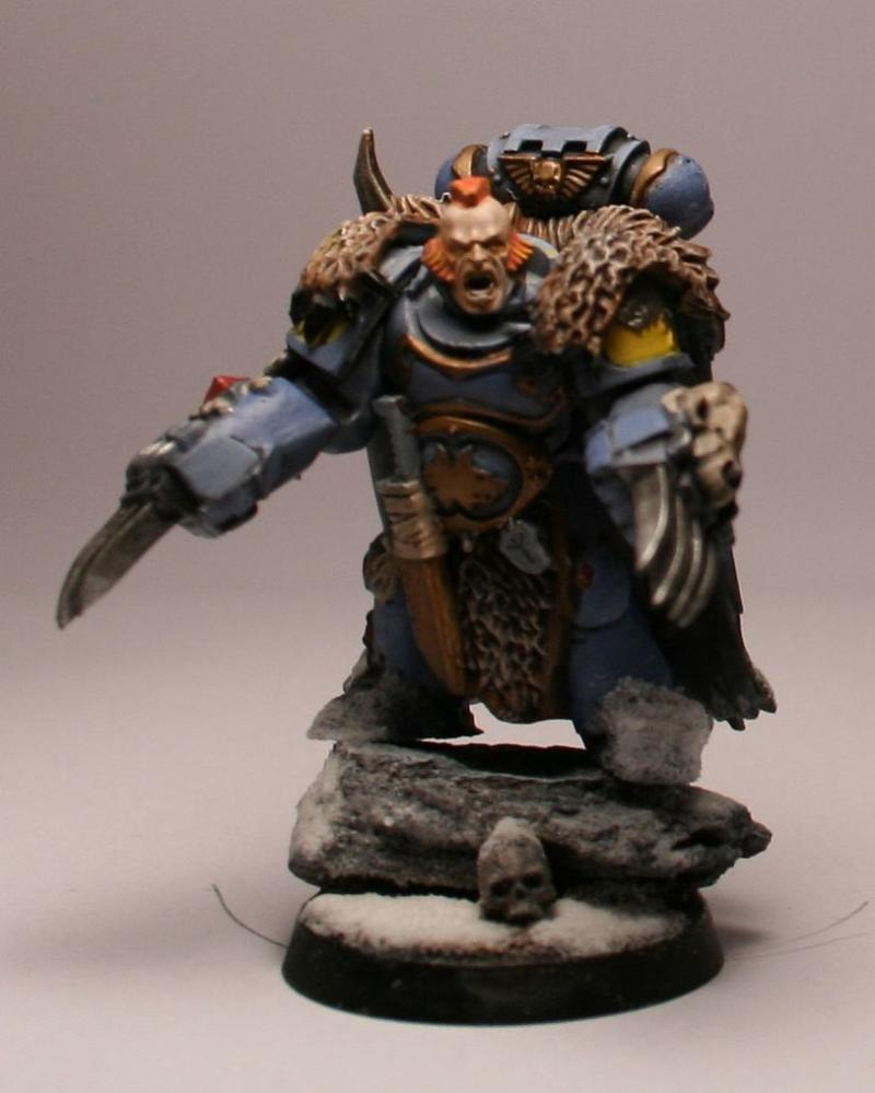 Conversion space marines space wolves wolf guard
