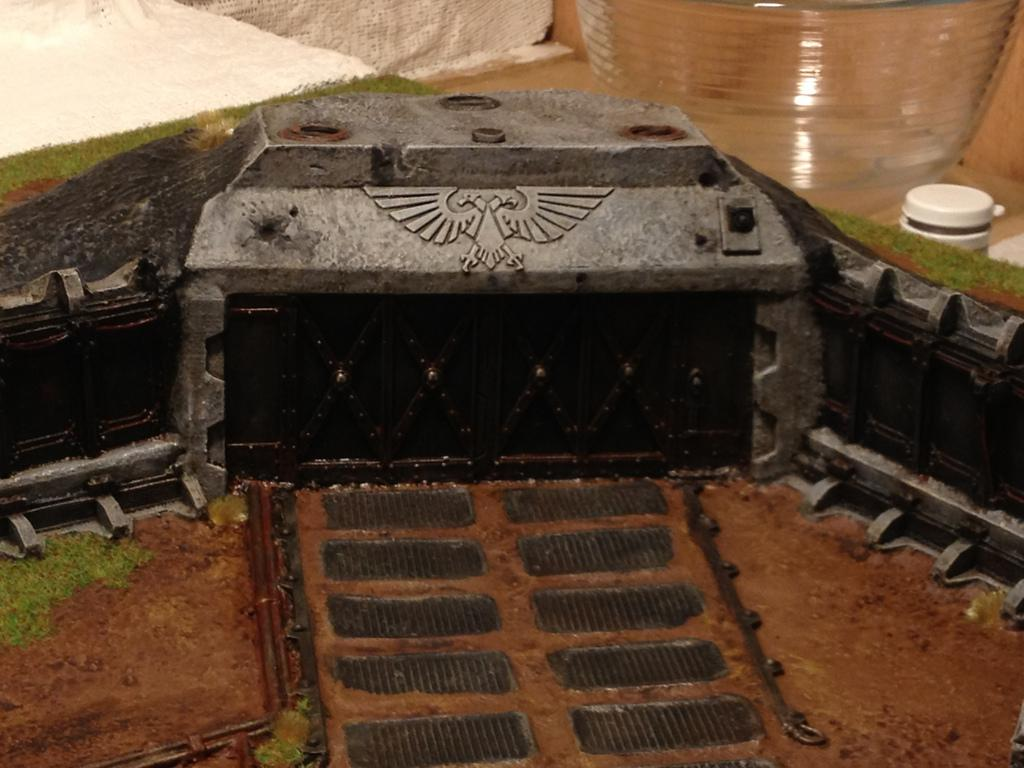 Display Board, Rob, Terrain, Warhammer 40,000, Work In Progress