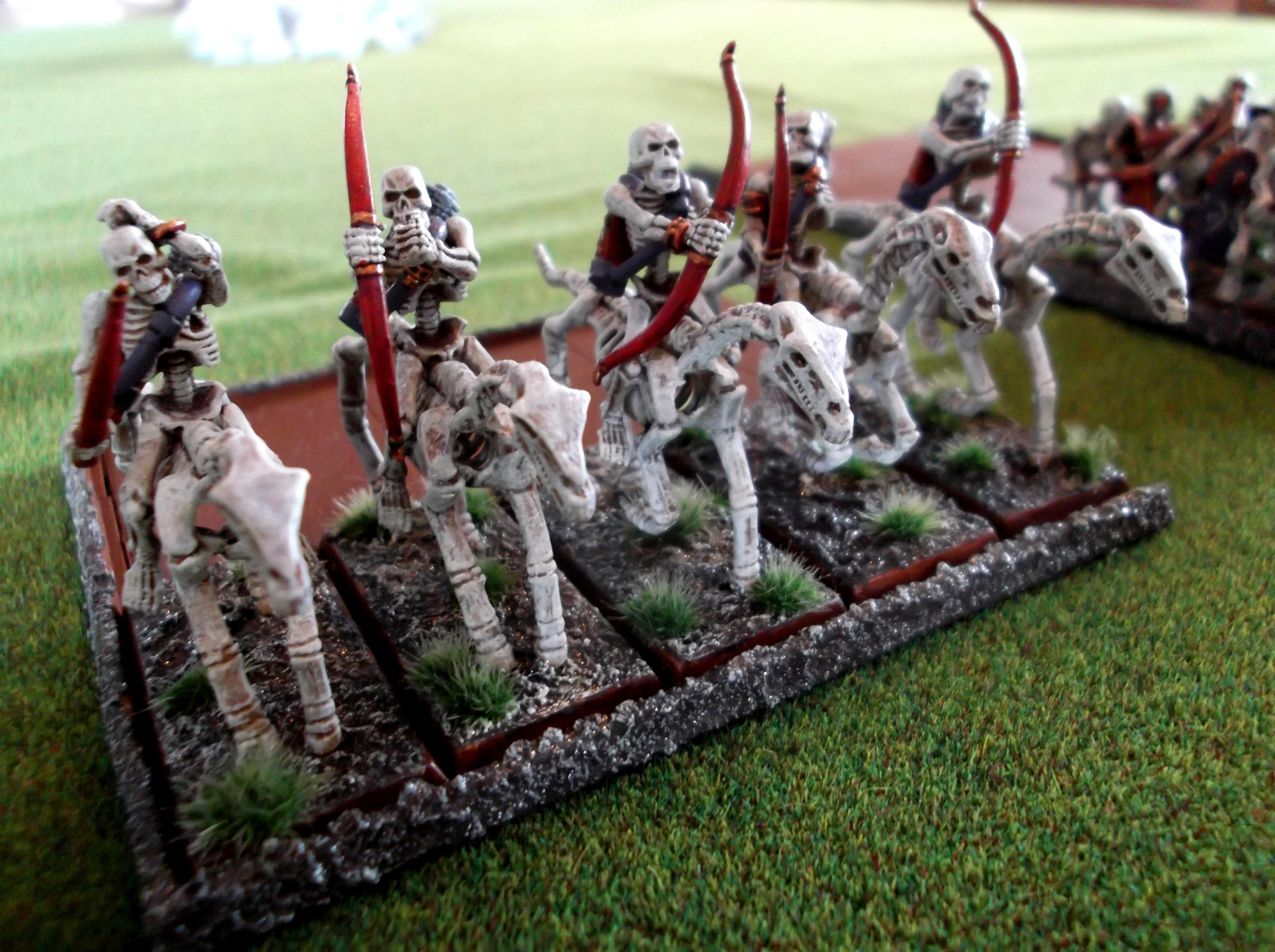 Skeletons, Skull, Tomb Kings, Undead, Warhammer Fantasy