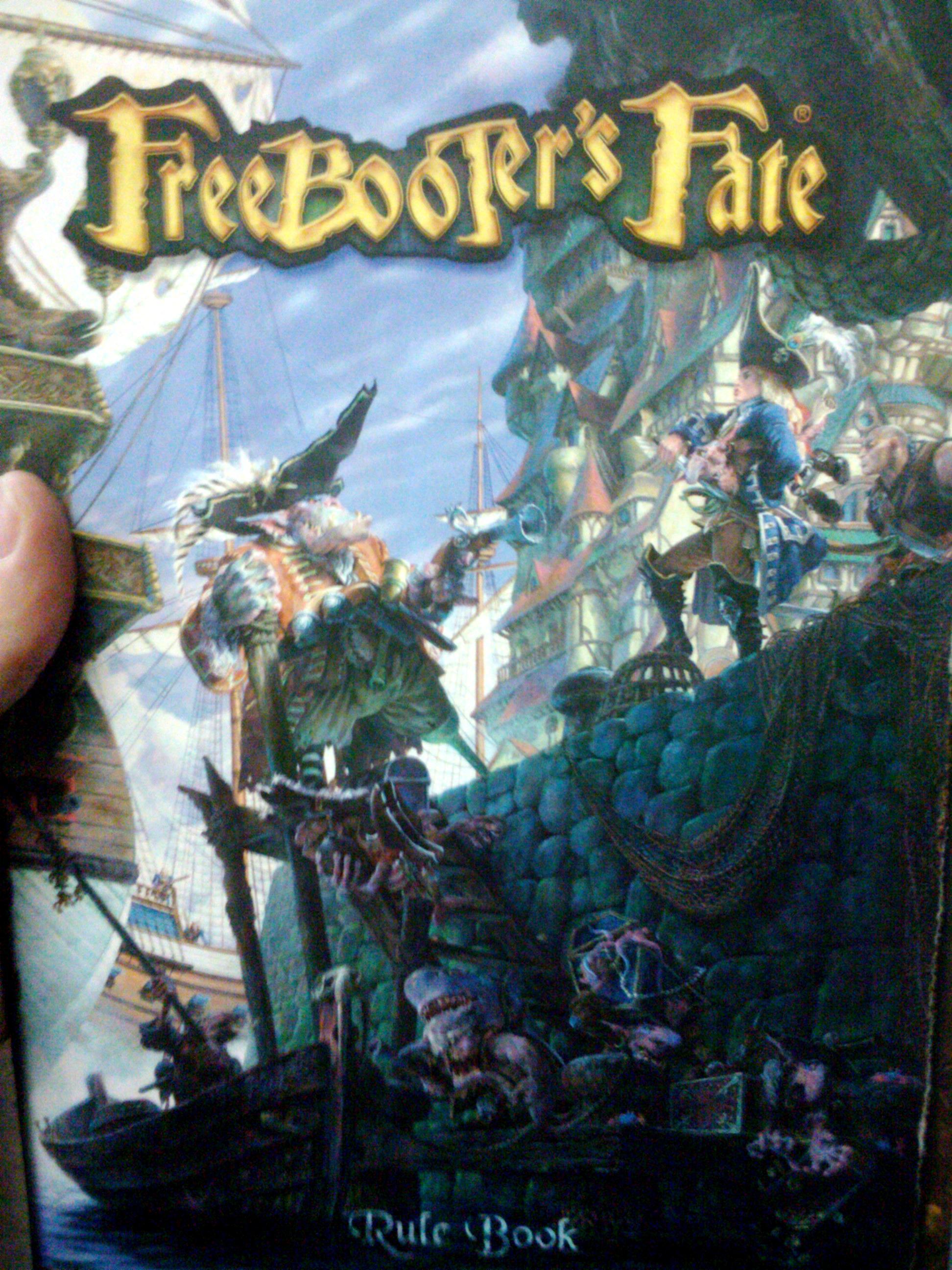 Build, Fate, Freebooter's, Freebooter's Fate, Freebooters, Freebooters Fate, Game, Goblin Pirates, Imperial, Painting, Pirate, Skirmish, The Brotherhood