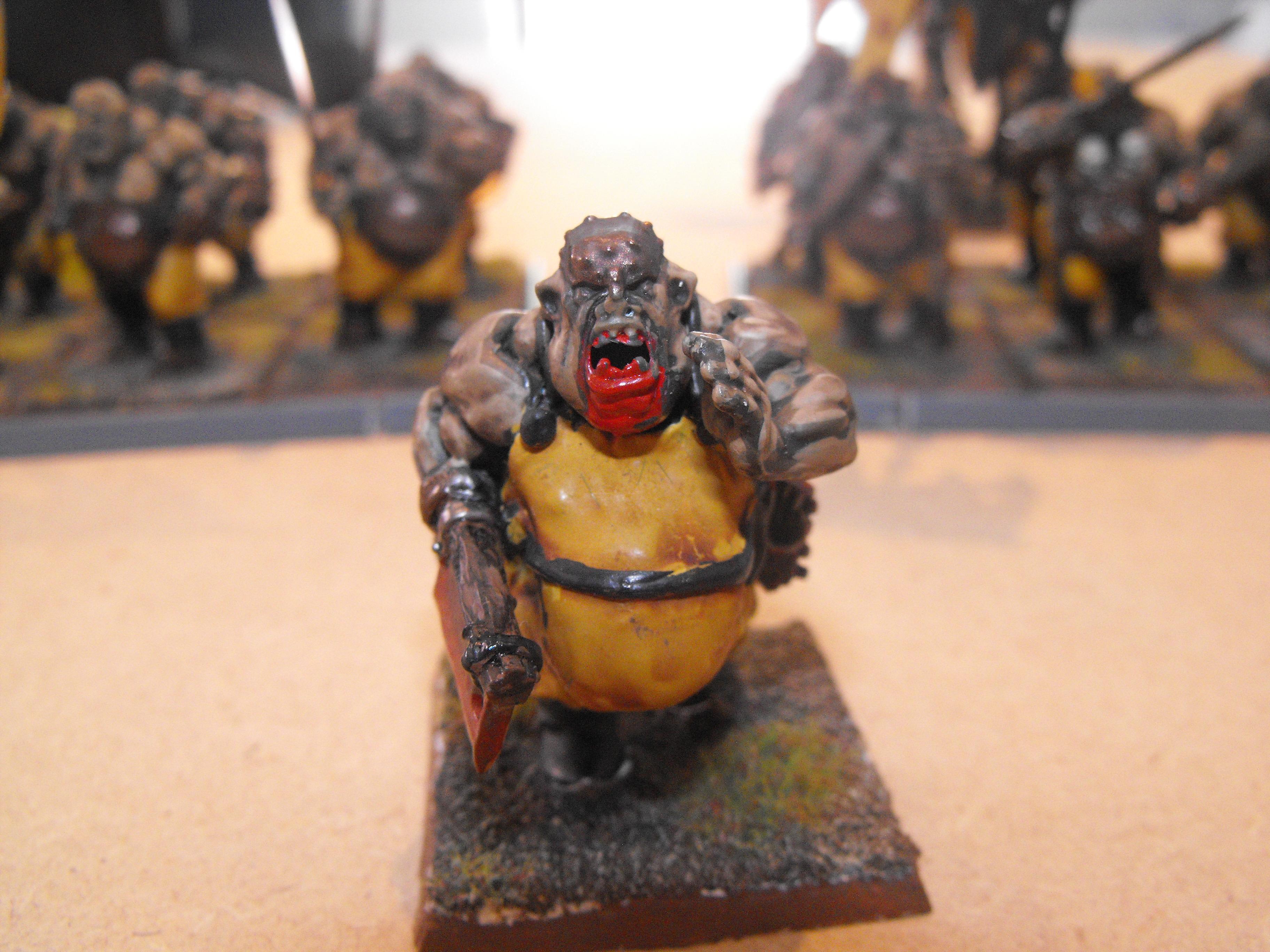 Butcher, Conversion, Ogres
