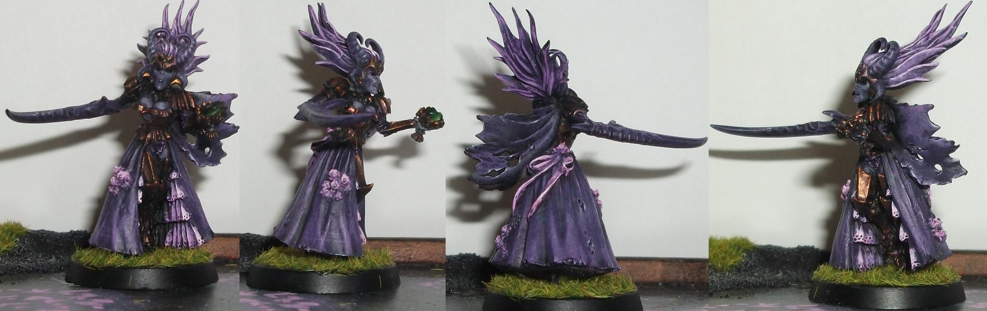 Masque of Slaanesh - 360 View