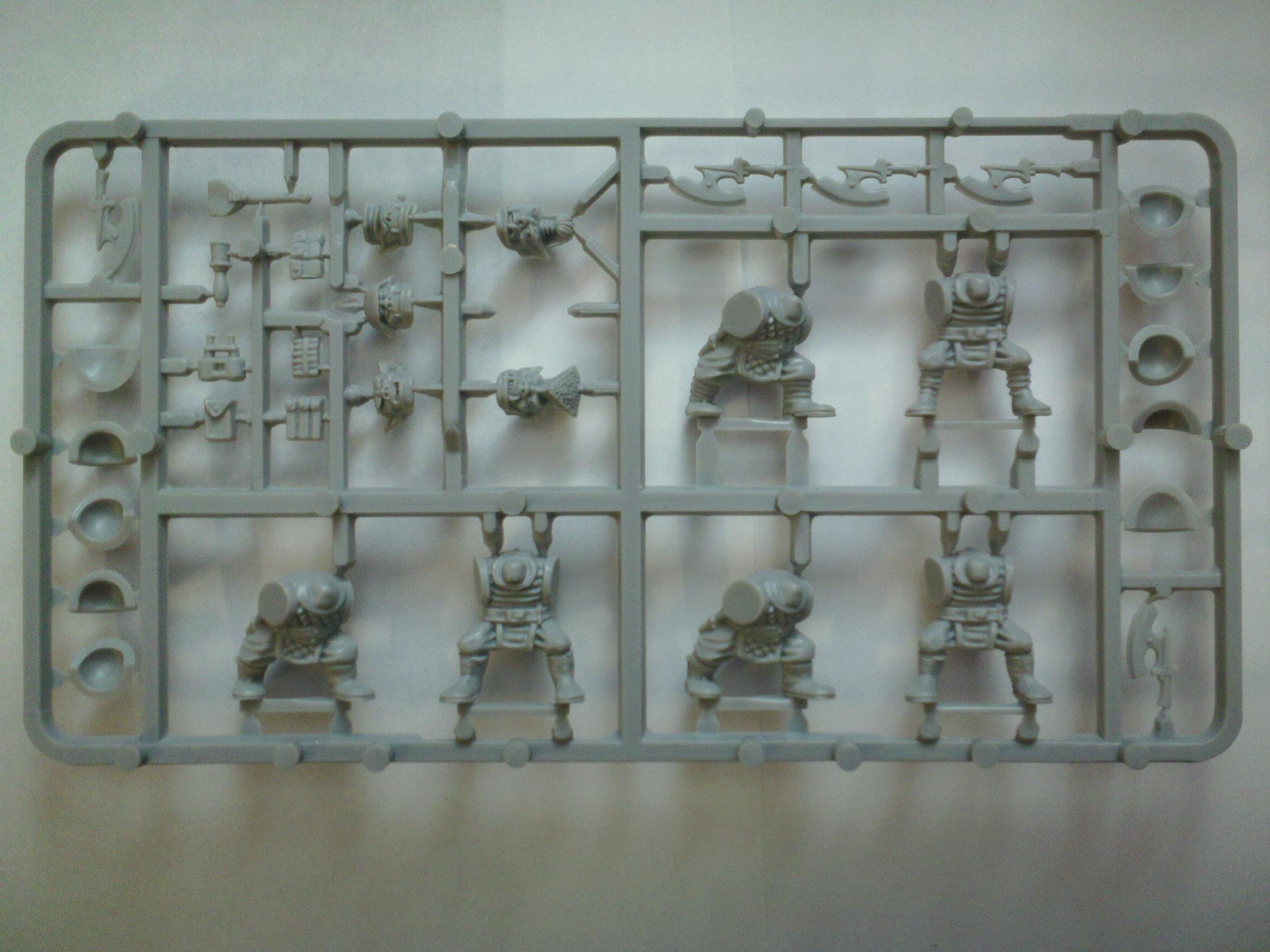 Boys, Orks, Out Of Production, Rogue Trader, Sprues, Trukk