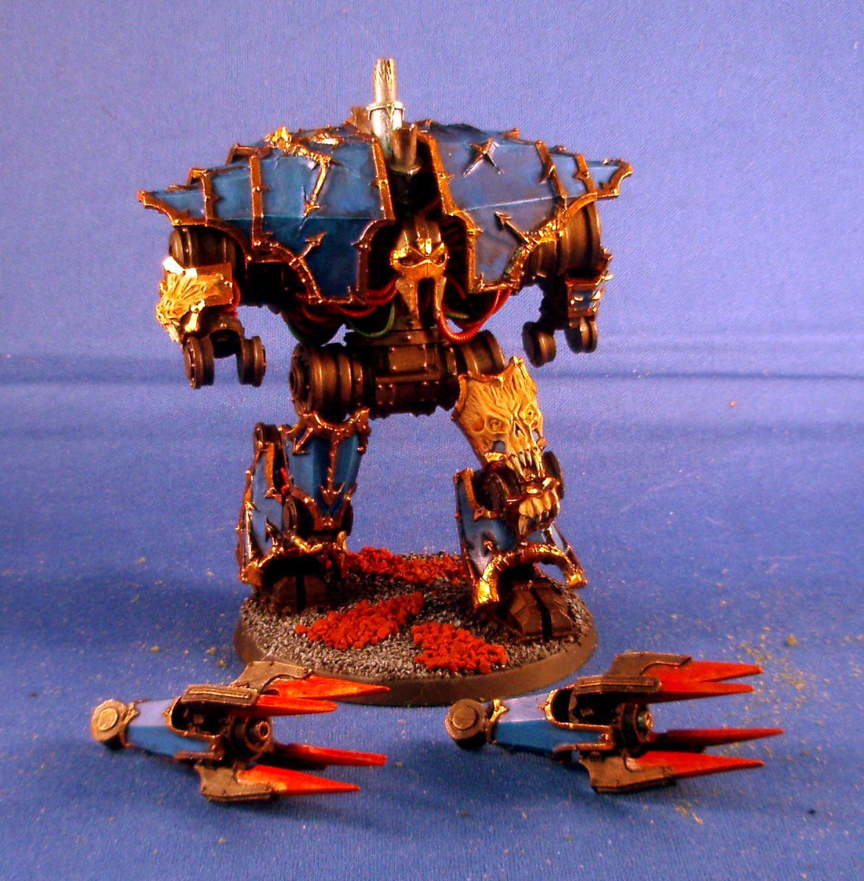 Decimator Chaos Daemons