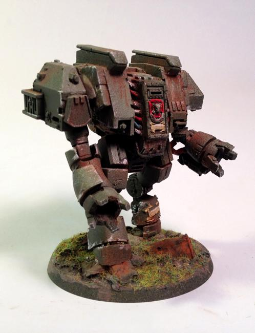 Dreadnought Mecha Conversion 1