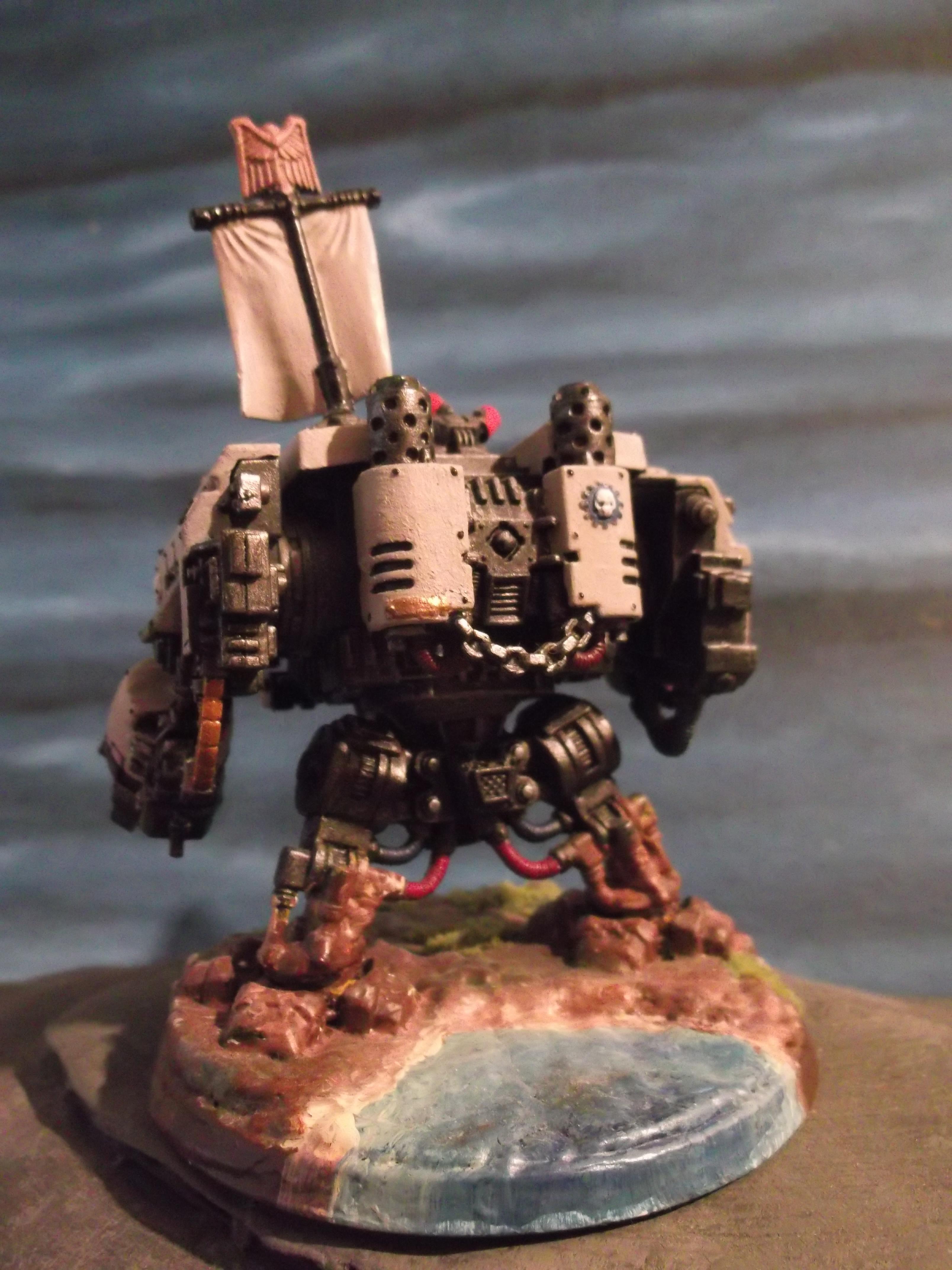 Black, Cybot, Dheneb, Dhenebs, Dreadnough, Dreadnough Cybot Space Marines Walker Laser Flag Dheneb Black Dhenebs, Flag, Laser, Space, Space Marines, Walker