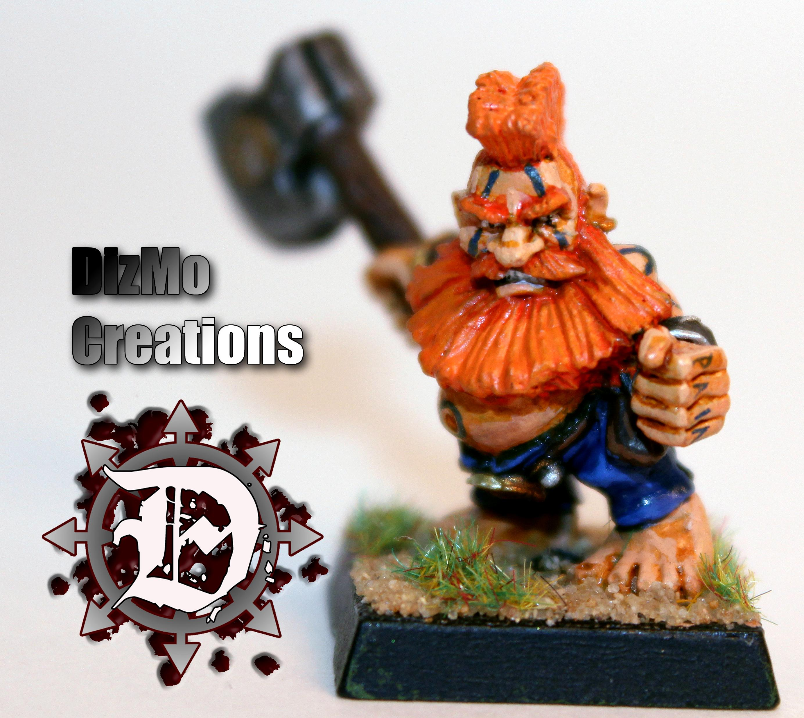 Dwarves, Slayer, Warhammer Fantasy