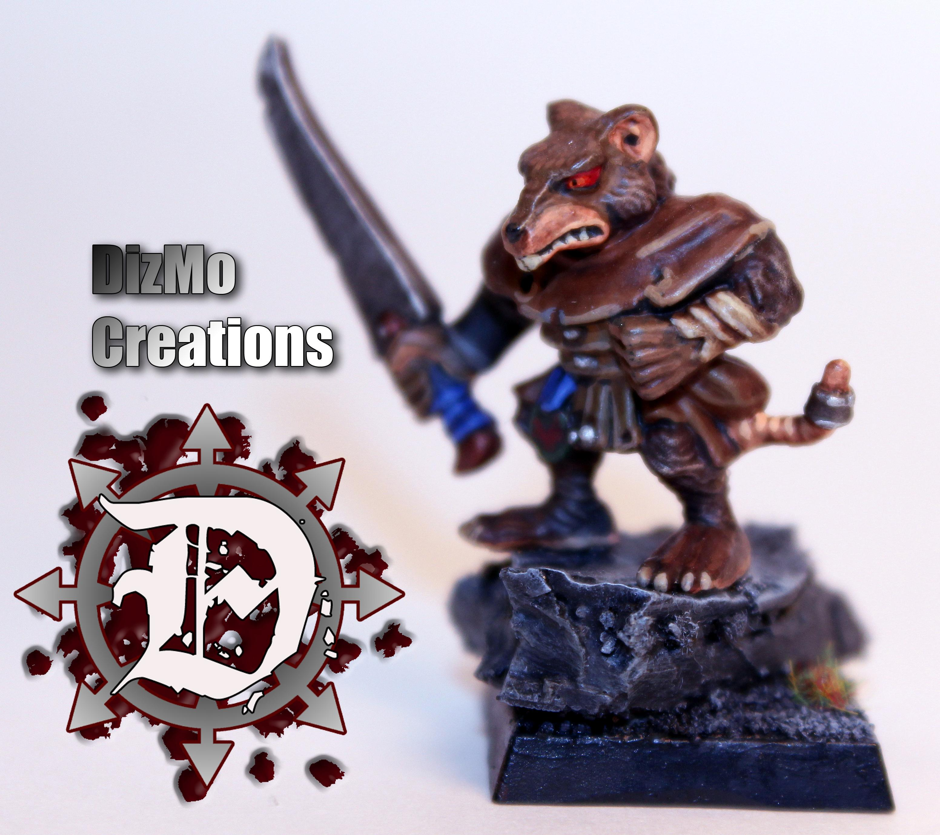 Clan Rat, Rat, Skaven, Warhammer Fantasy