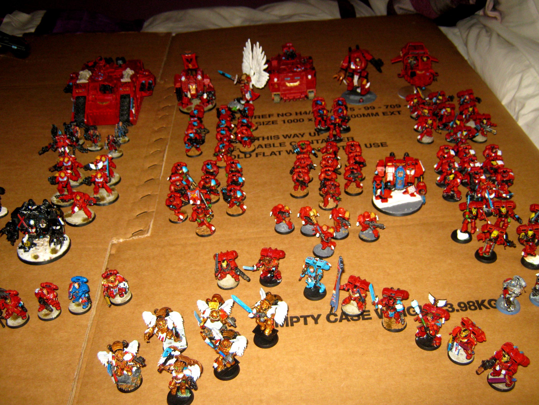 blood angel army