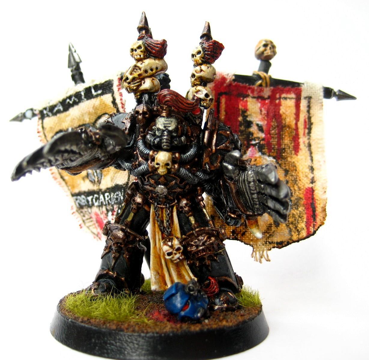 Abaddon Conversion, Black Legion, Chaos