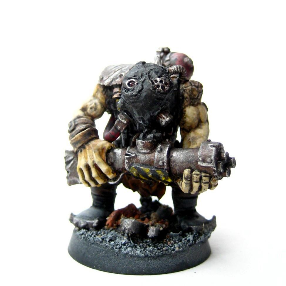 Necromunda, Scavvy, Scaly/ Brute