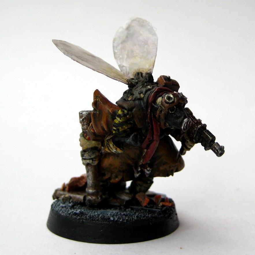 Necromunda, Scavvy, Mutant