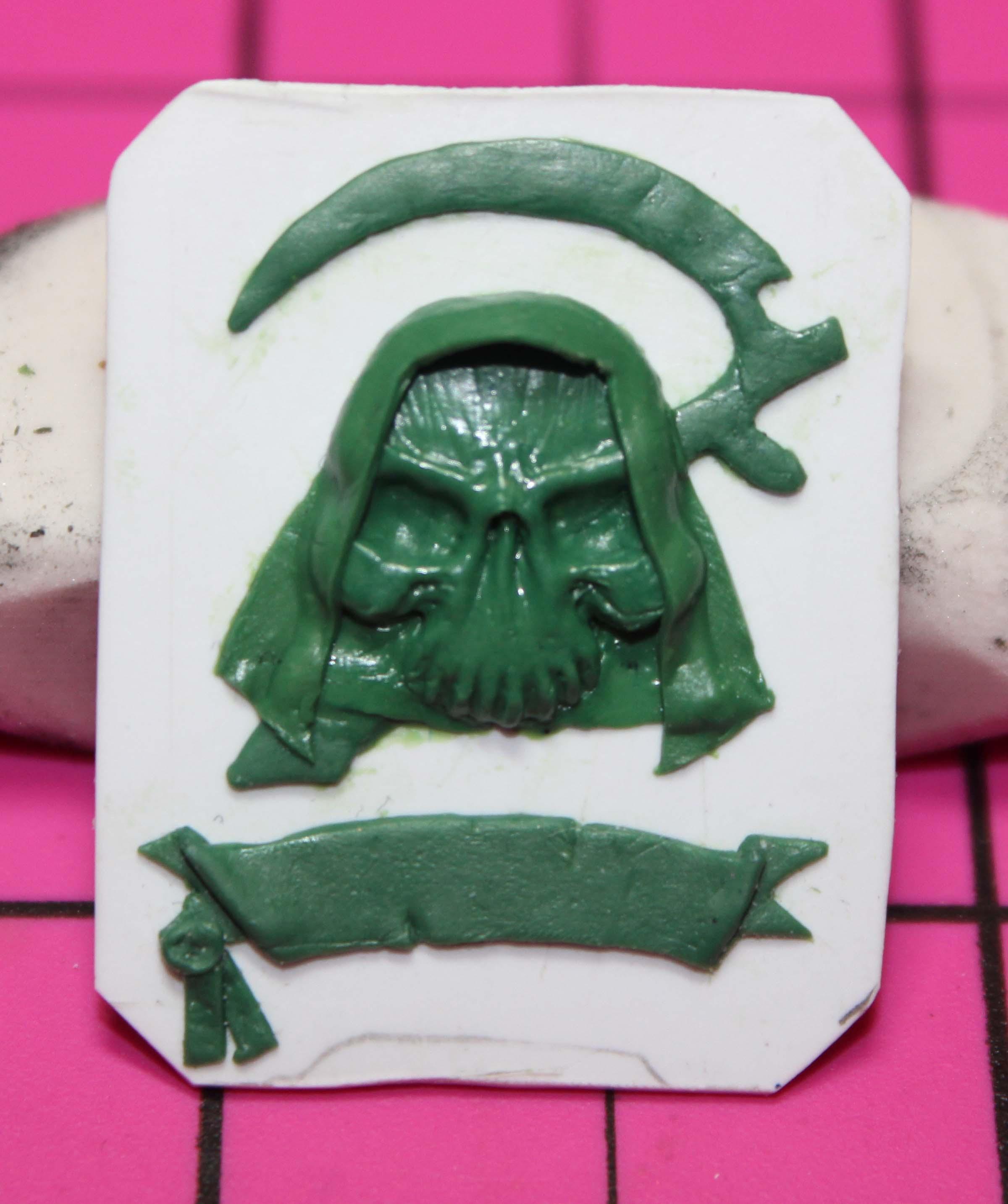 Greenstuff, Rhino, Scifi, Sculpting, Spacemarine, Transport, Warhammer 40,000