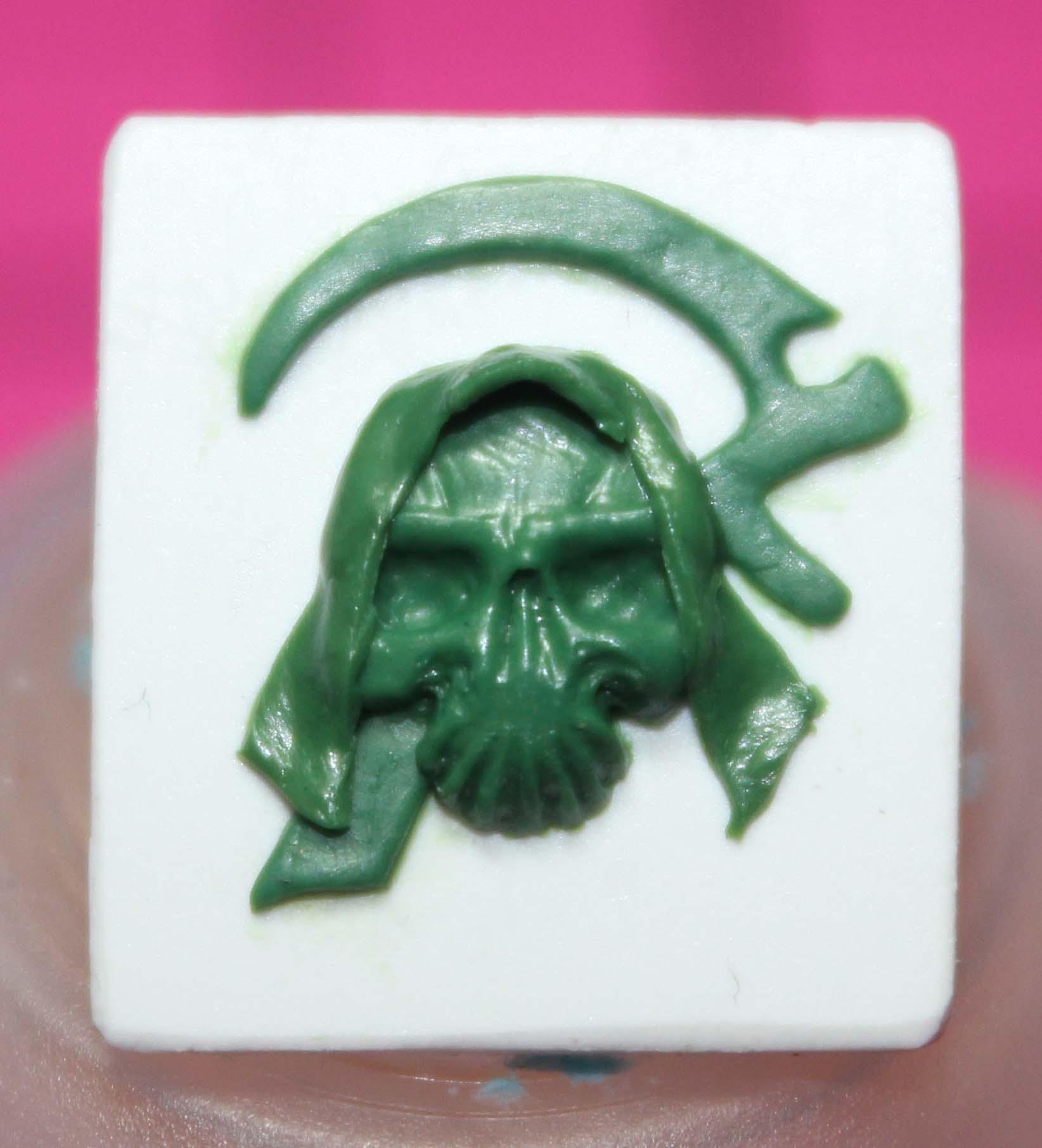 Greenstuff, Miniature, Minis, Sculpting, Spacemarine, Warhammer 40,000