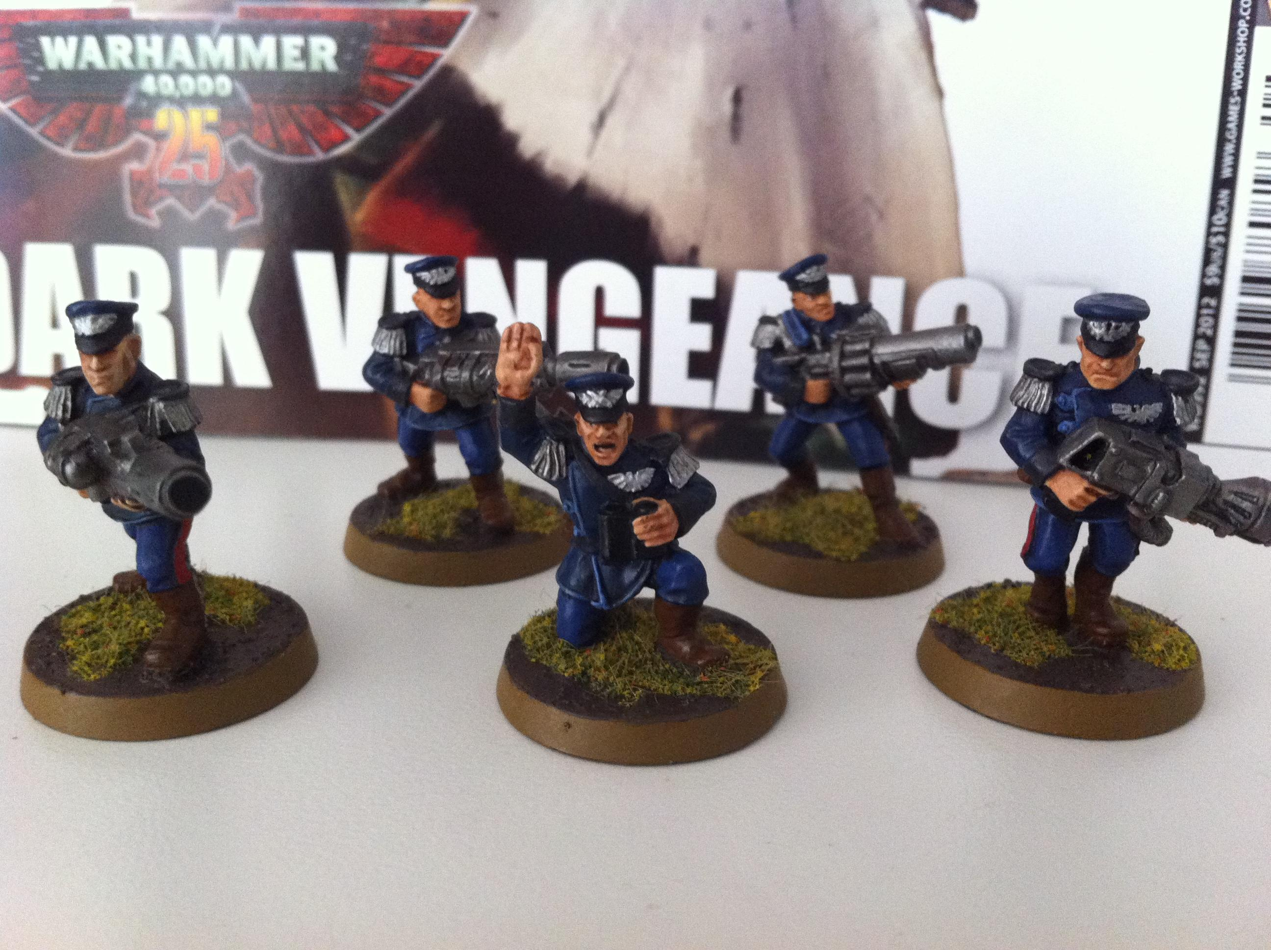 2nd Edition, Imperial Guard, Mordian