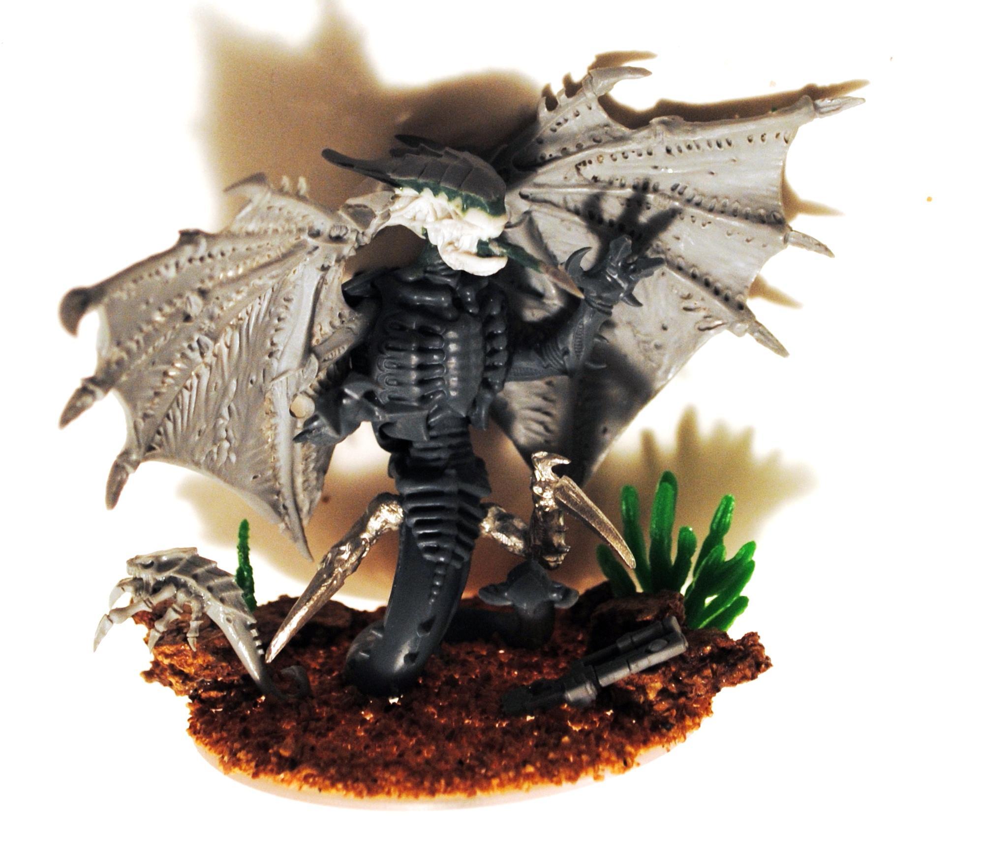 Conversion, Parasite Of Mortrex, Tyranids, Warhammer 40,000, Work In Progress