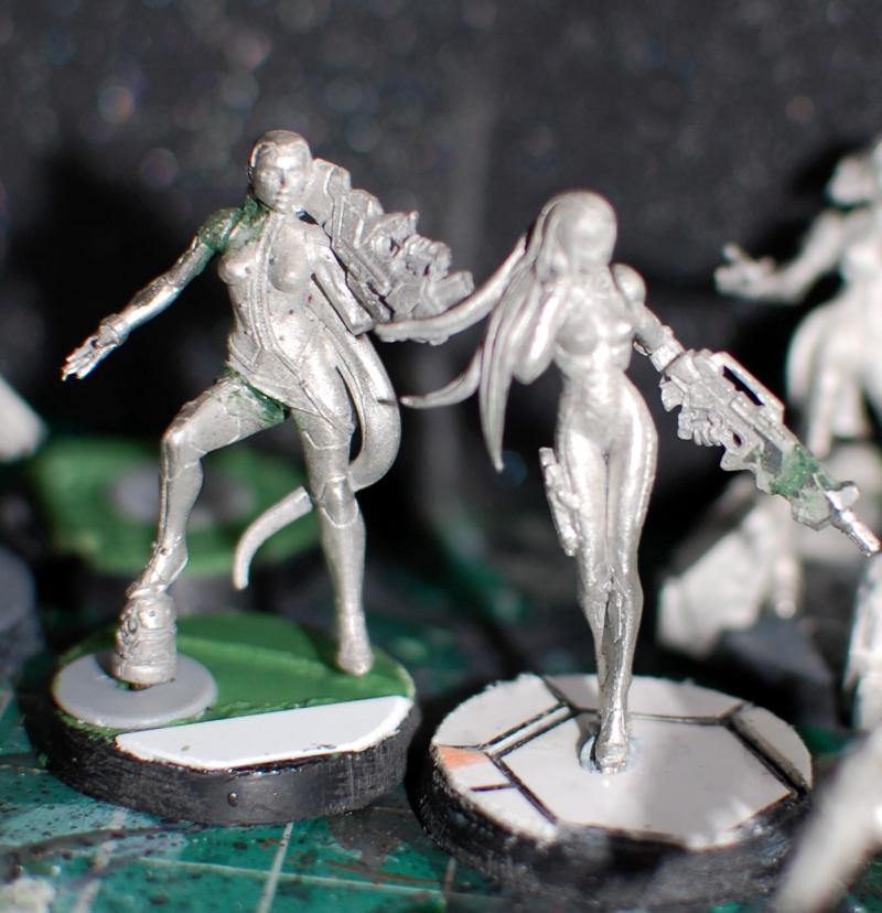 Aleph Corvus Belli Infinity Skirmish Deva 2 And Lt