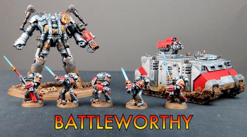 Patrol, Space Marines