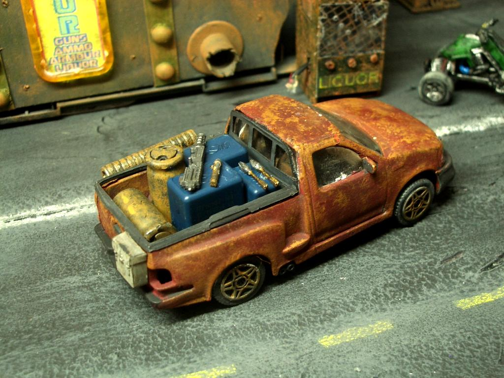 Archeotech, Bits, Cars, Cities Of Death, City, Dredd, Judge, Junk, Looter, Necromunda, Rust, Scav, Scavenger, Scavvie, Scavvy, Tamiya, Truck, Trukk, Uncerhive, Undercity, Urban, Vehicle