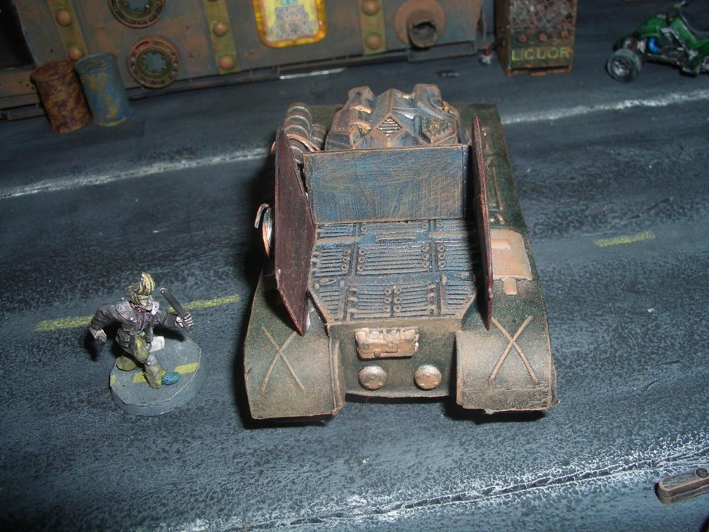Archeotech, Bits, Cars, Cities Of Death, City, Custom, Dredd, Fi, Garbage, Judge, Junk, Lootas, Looter, Mod, Necromunda, Orks, Rust, Scav, Scavenger, Scavvie, Scavvy, Sci, Scifi, Scratch Build, Tamiya, Tank, Trukk, Undercity, Underhive, Urban, Vehicle, Wagon