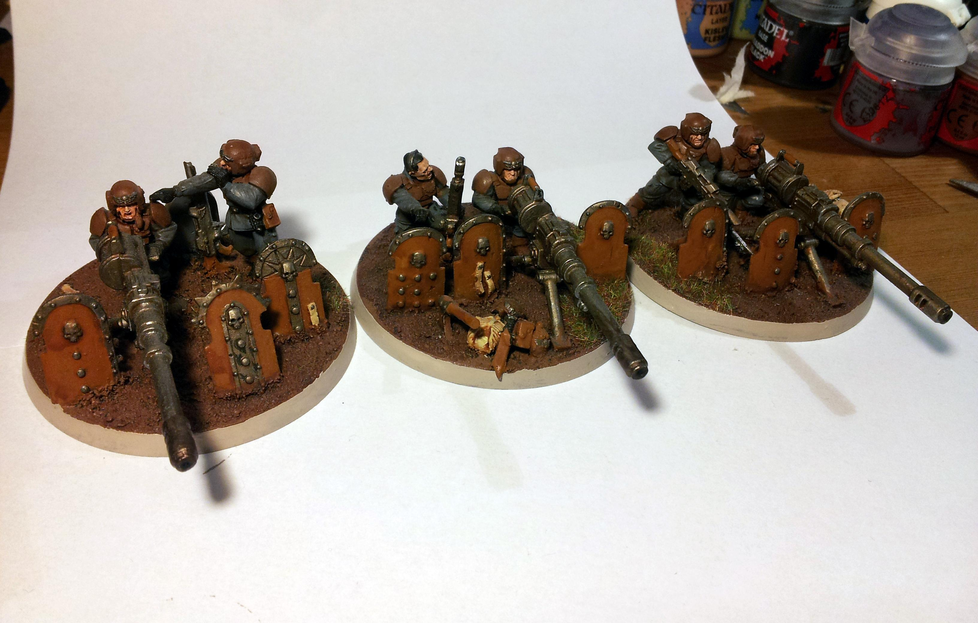 Guards, Imperial Guards, Tomb Kings