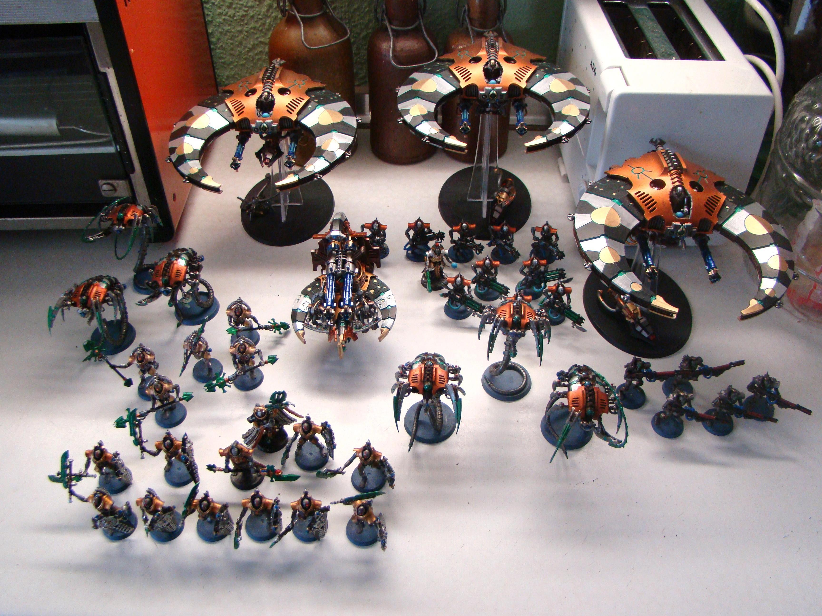 Army, Necrons, Warhammer 40,000